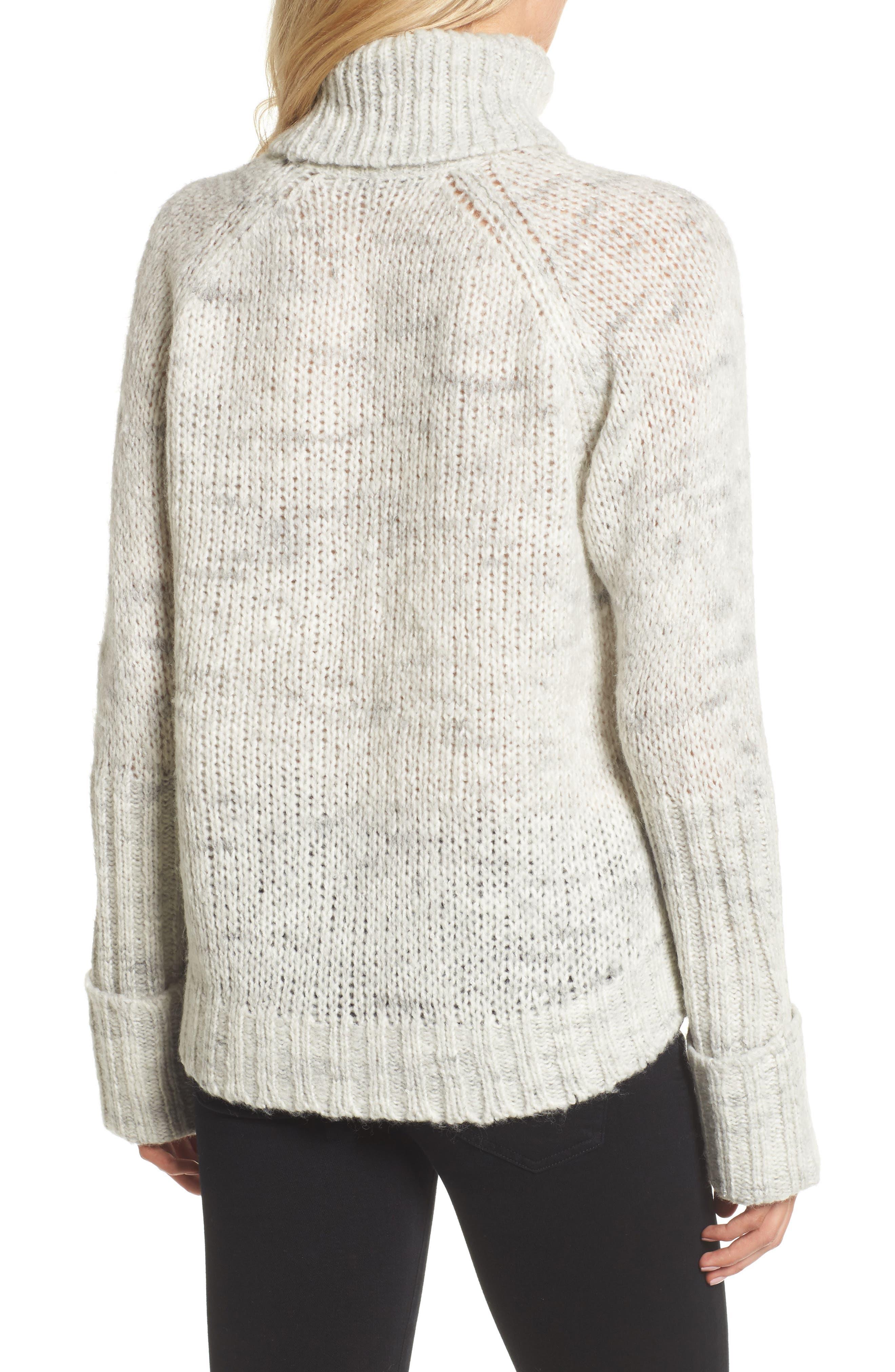 Turtleneck Sweater,                             Alternate thumbnail 2, color,                             020