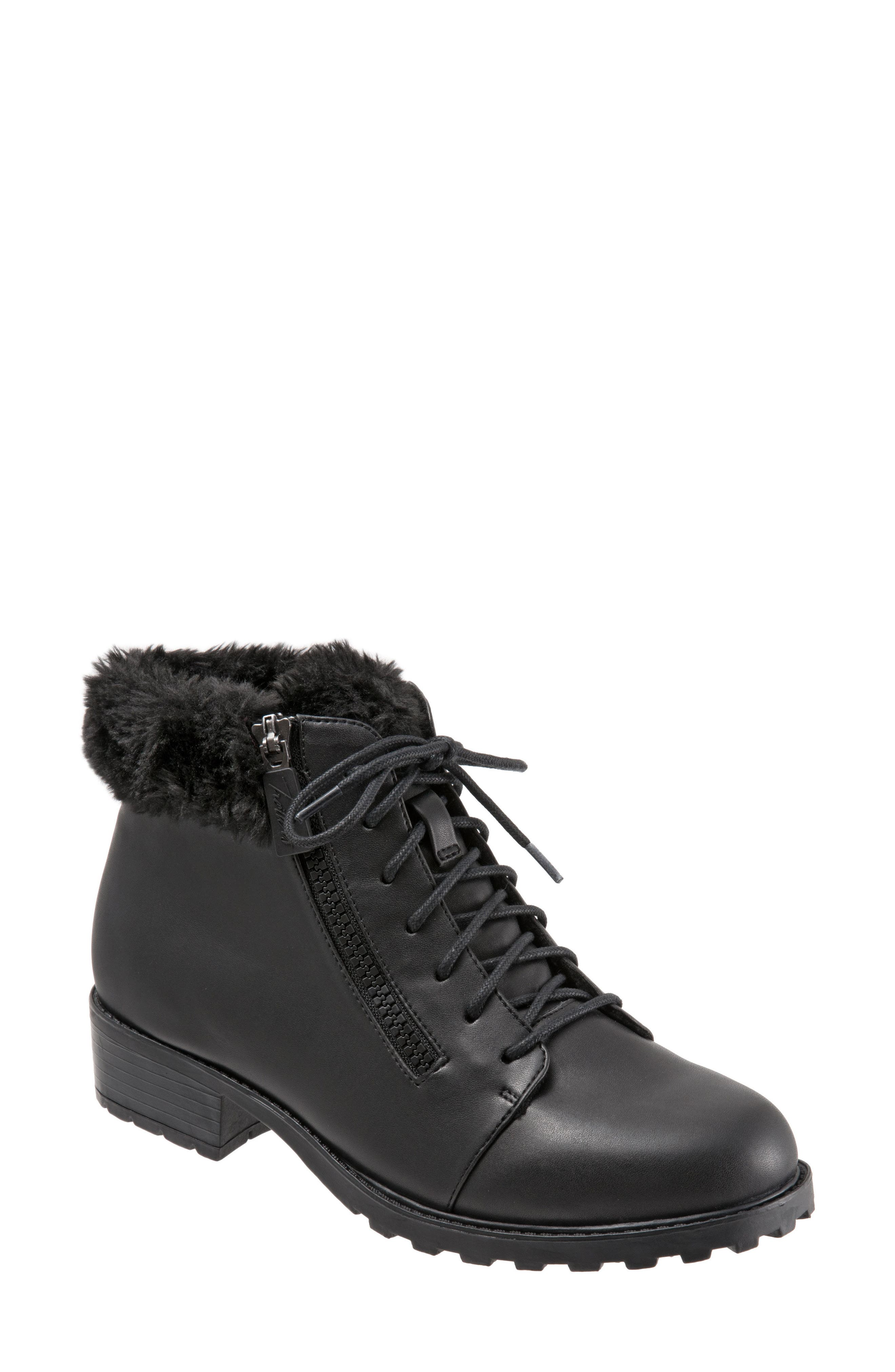 Trotters Below Zero Waterproof Winter Bootie