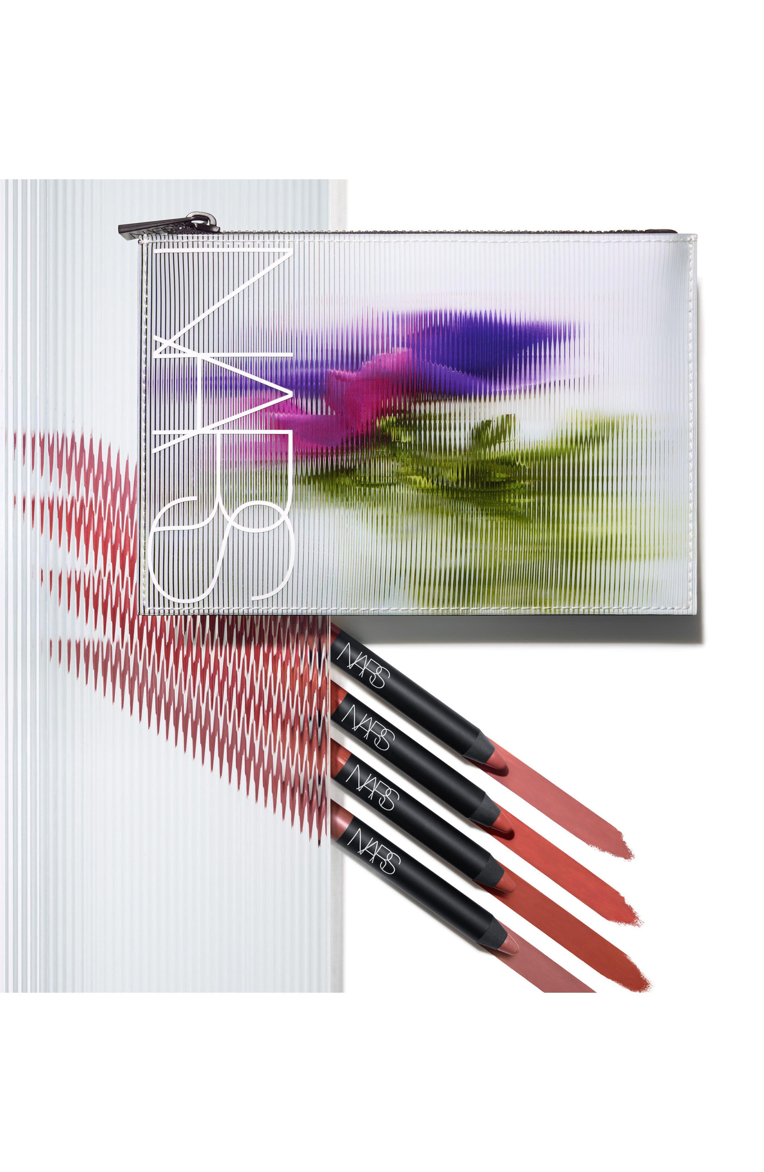 Velvet Matte Lipstick Pencil Set,                             Alternate thumbnail 7, color,                             250