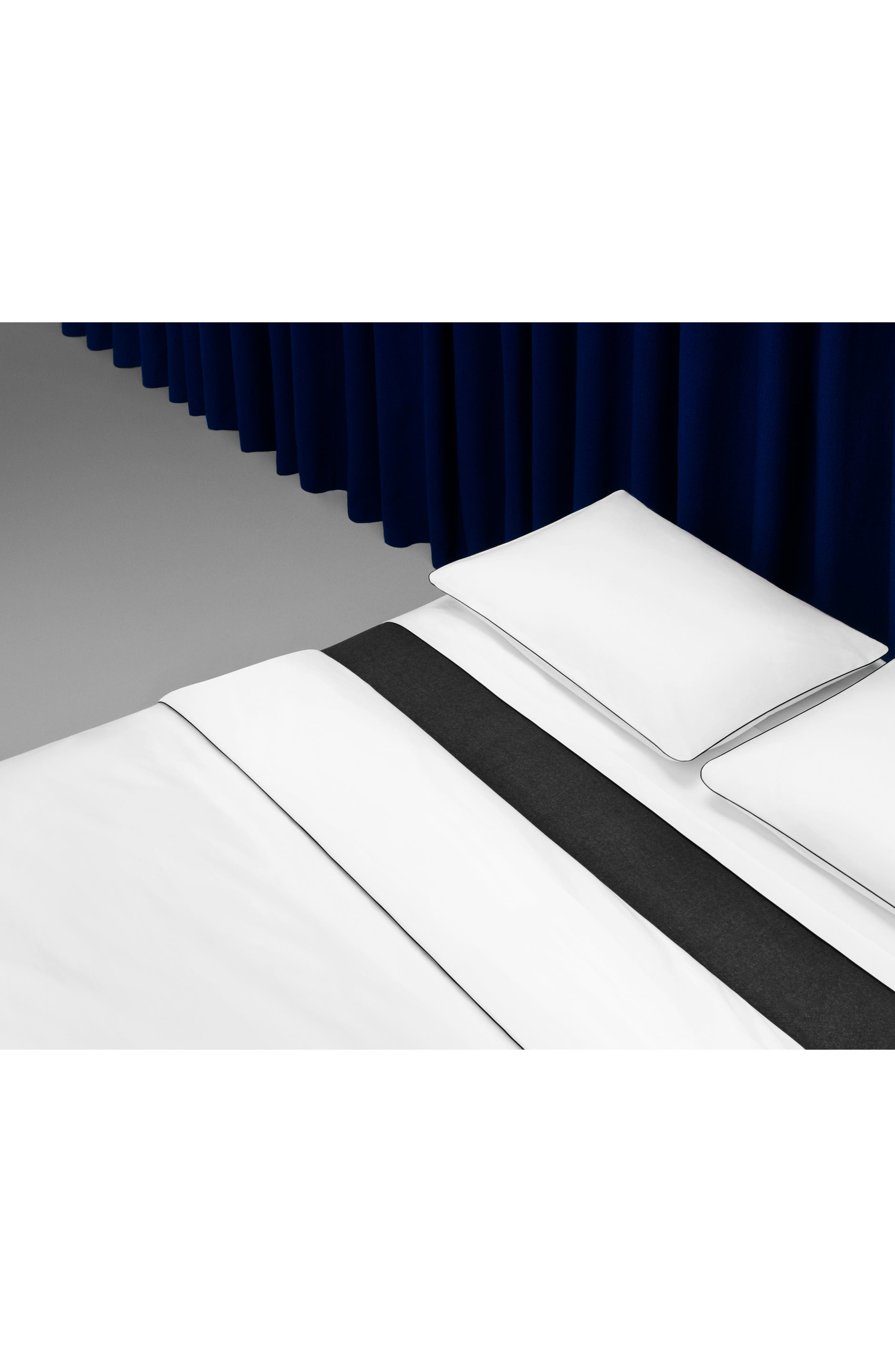 Series 1 500 Thread Count Duvet Cover,                             Alternate thumbnail 3, color,                             001