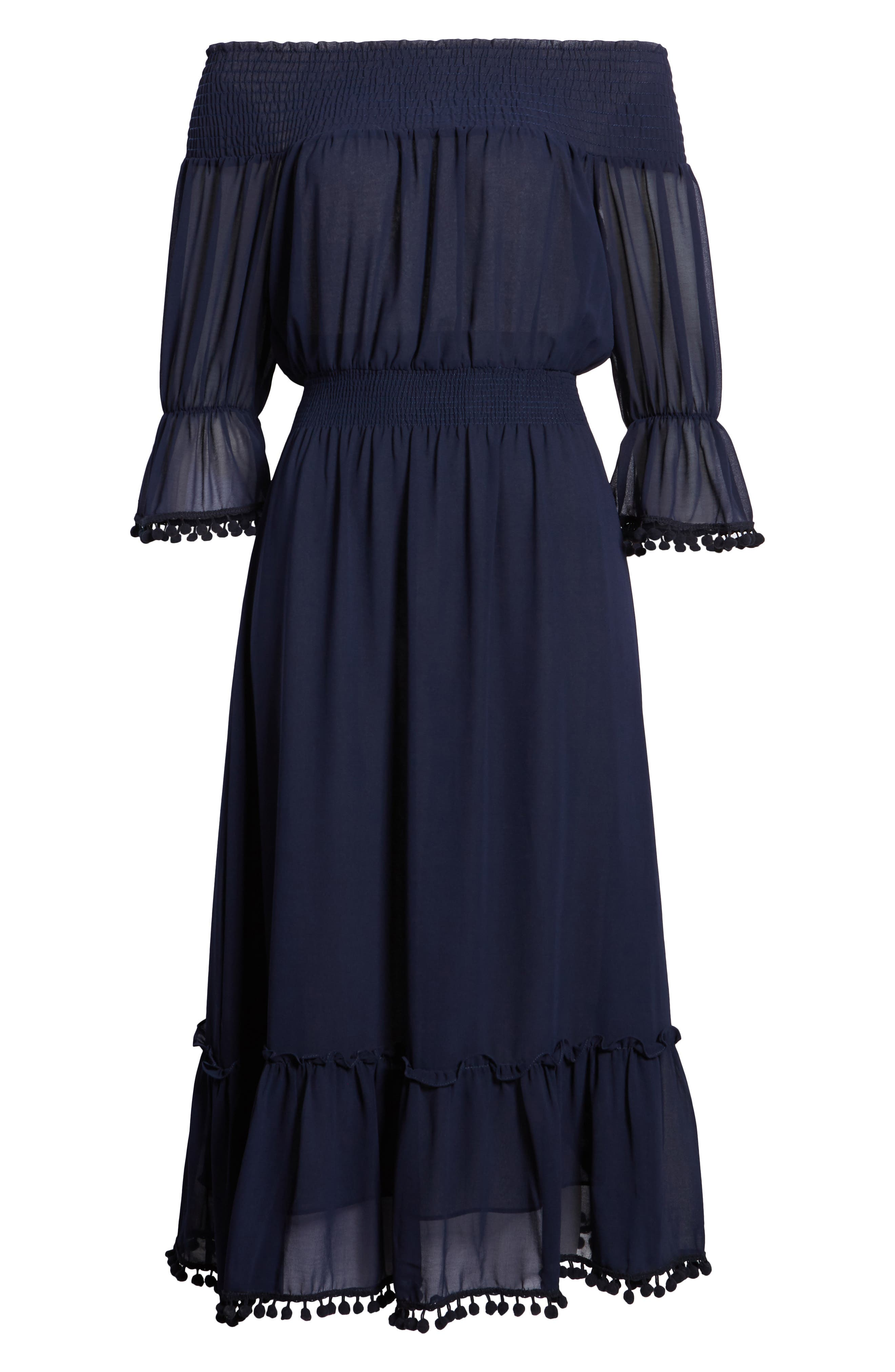 Inka Dress,                             Alternate thumbnail 7, color,                             410