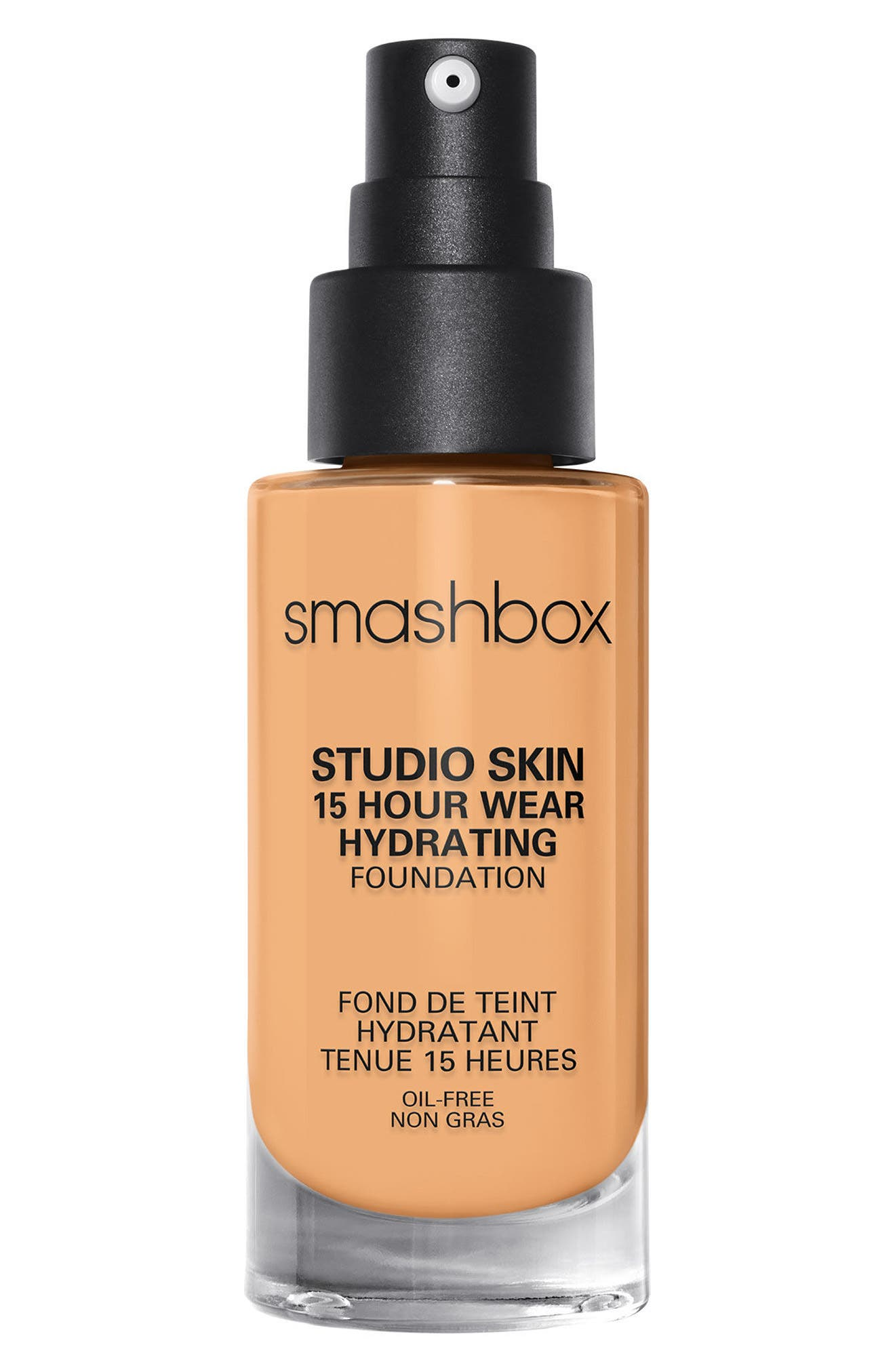 Studio Skin 15 Hour Wear Hydrating Foundation,                             Main thumbnail 1, color,                             10 - WARM LIGHT