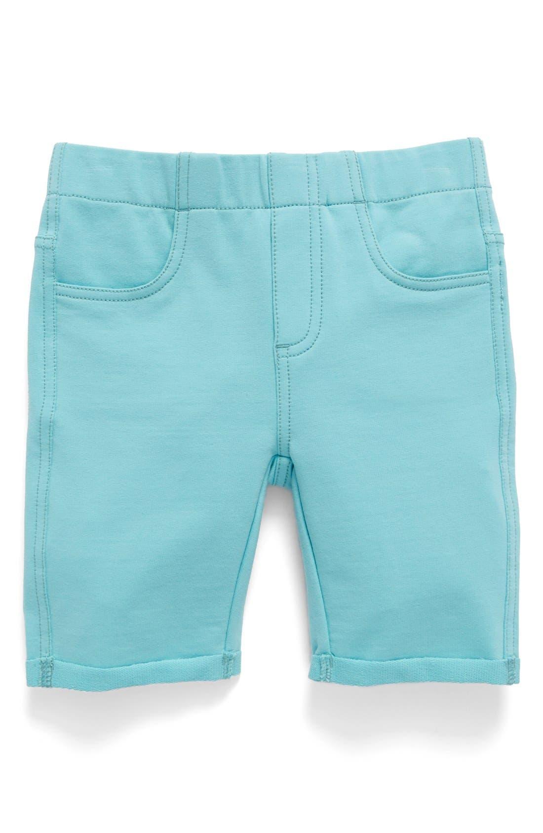 'Jenna' Jegging Shorts,                             Main thumbnail 8, color,