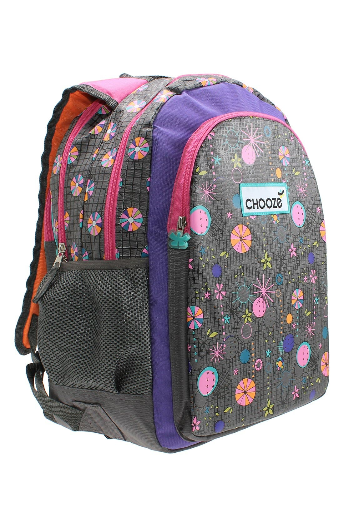 Reversible Backpack,                             Alternate thumbnail 3, color,                             050