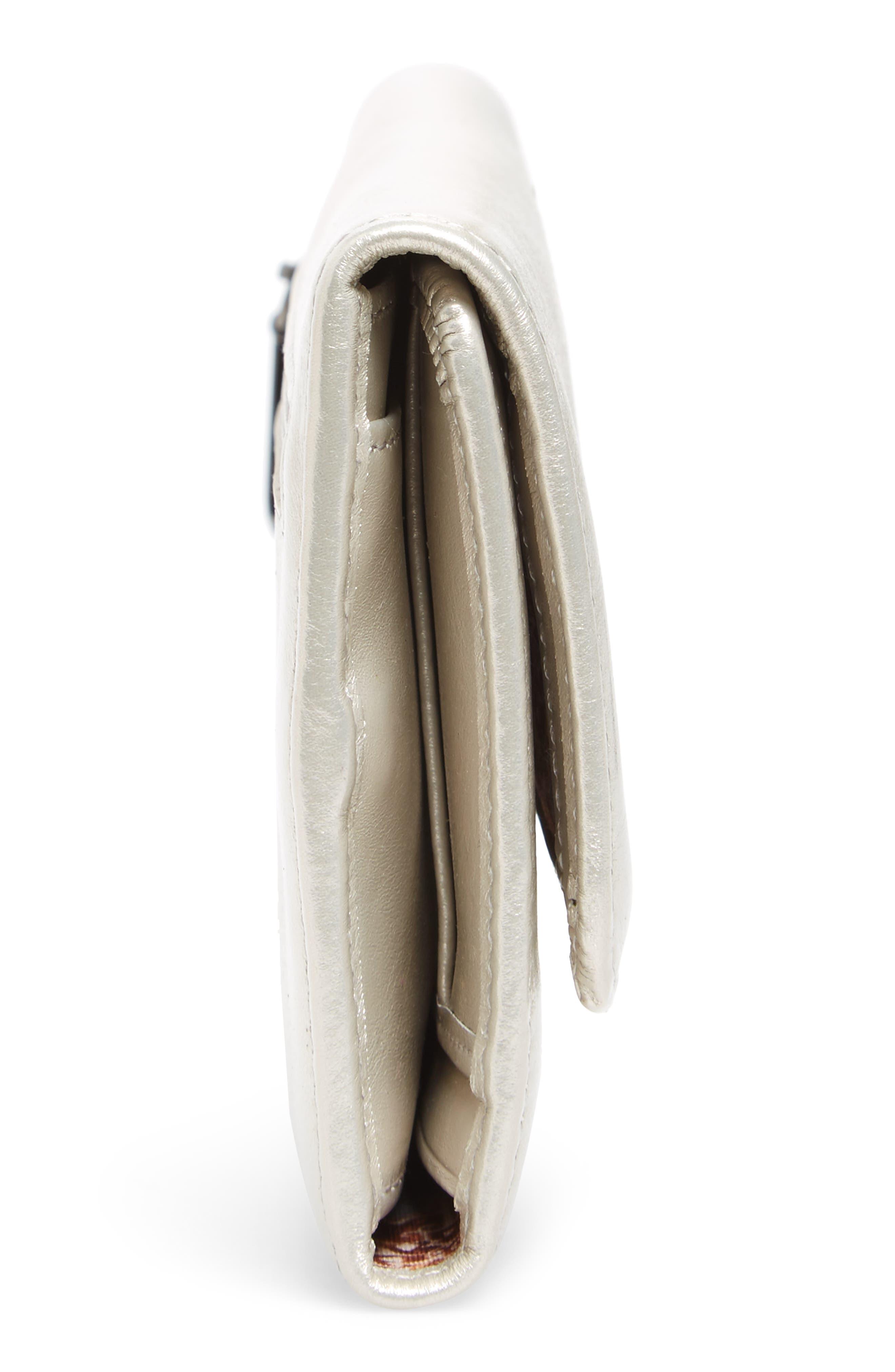 'Sadie' Leather Wallet,                             Alternate thumbnail 169, color,