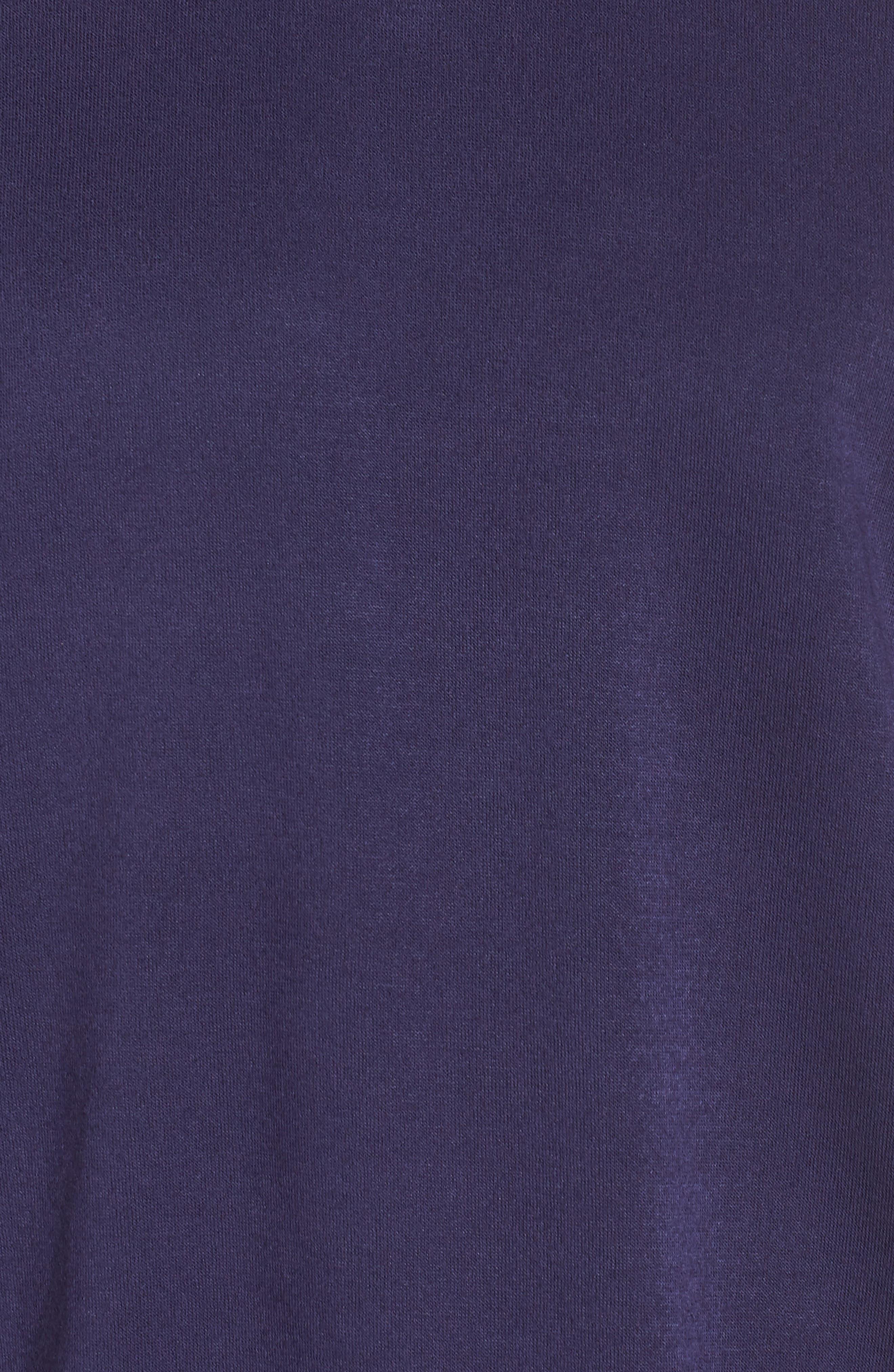 MAKE + MODEL,                             This Is It Sweatshirt,                             Alternate thumbnail 5, color,                             NAVY DUSK