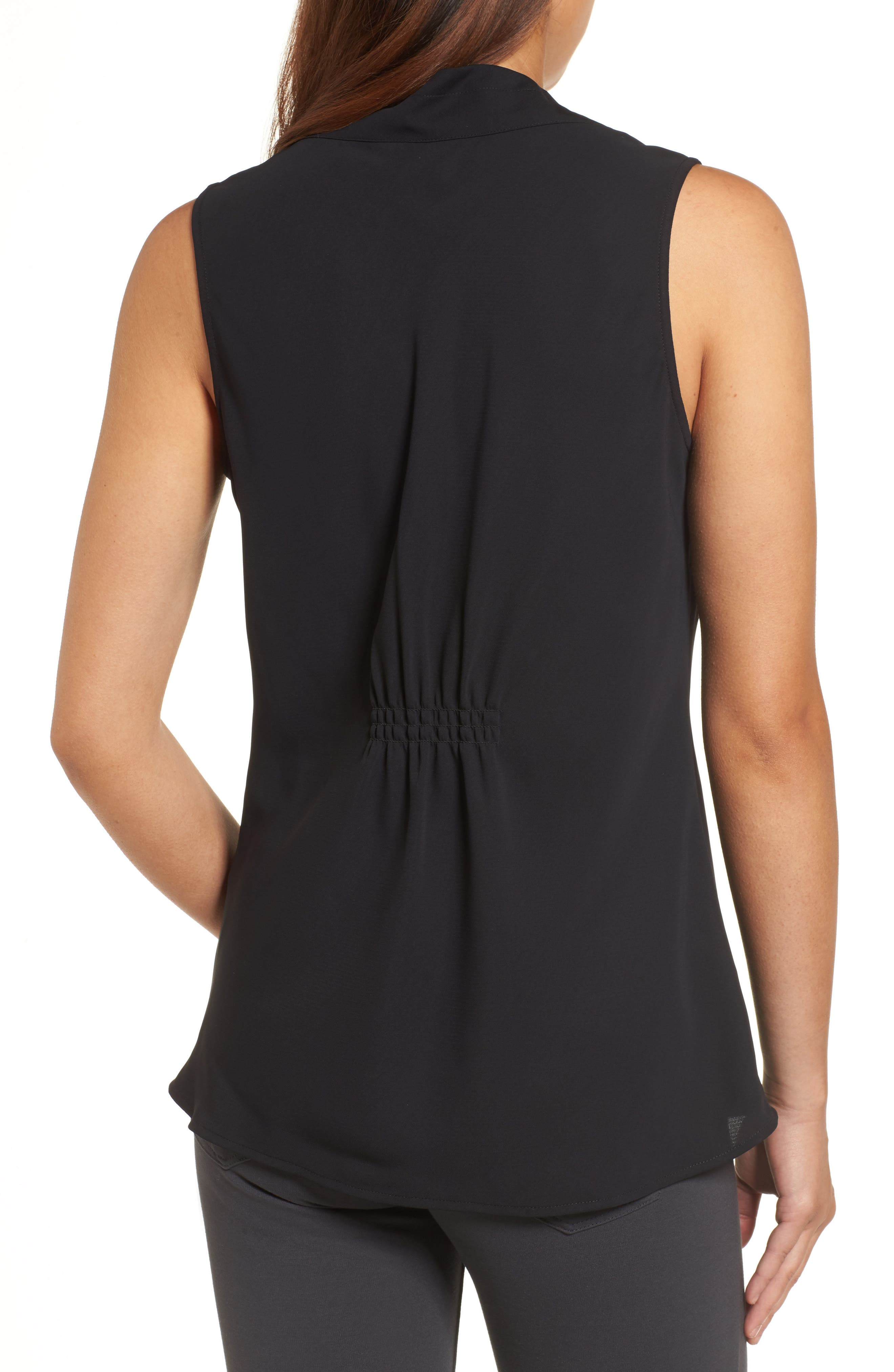 Day to Night Top,                             Alternate thumbnail 2, color,                             BLACK ONYX