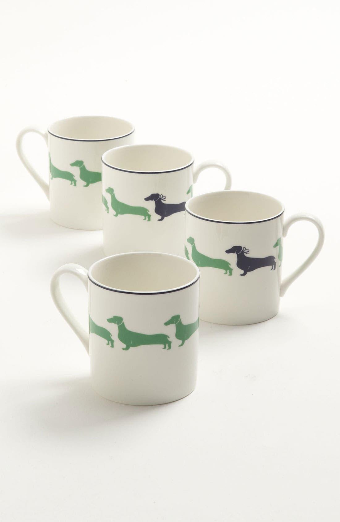 'wickford - dachshund' mug,                             Alternate thumbnail 2, color,                             100