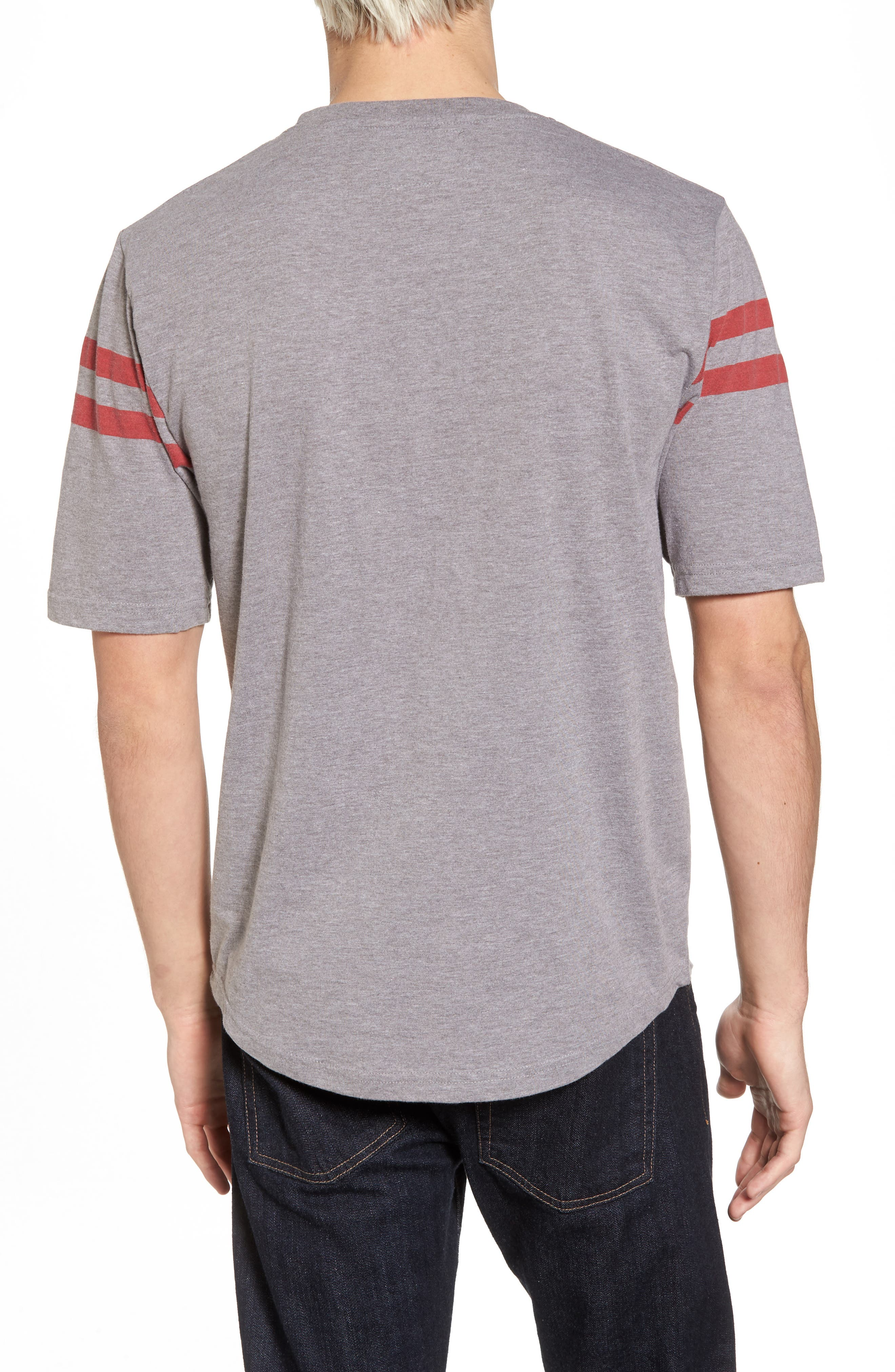 Crosby Detroit Red Wings T-Shirt,                             Alternate thumbnail 2, color,