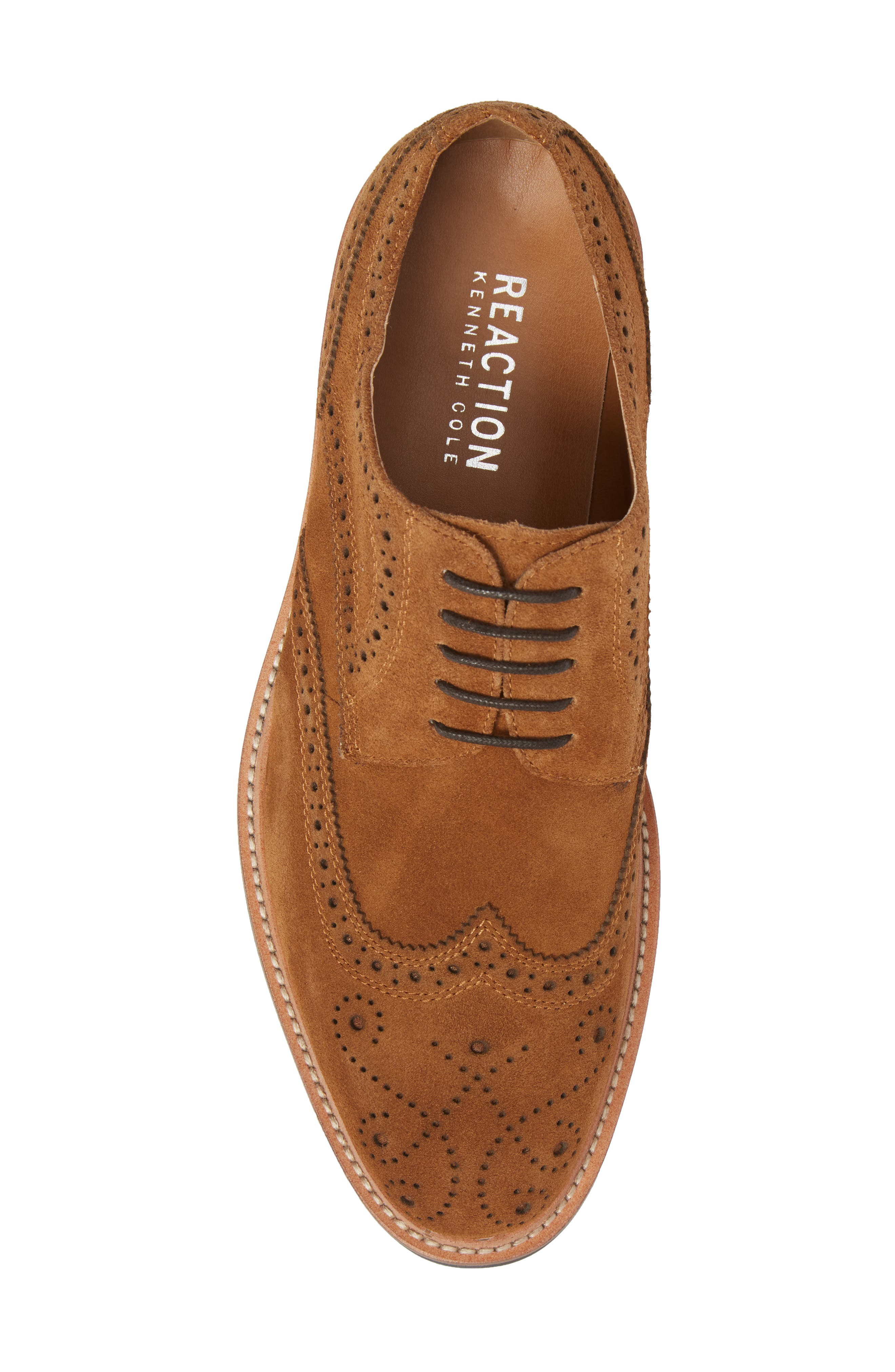 Kenneth Cole Reaction Wingtip,                             Alternate thumbnail 18, color,
