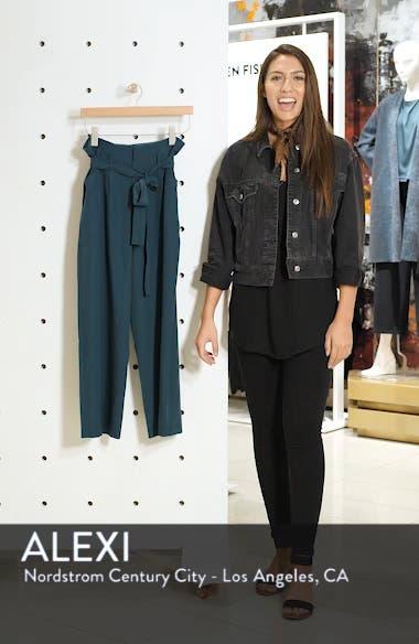 Tie Waist Crop Pants, sales video thumbnail