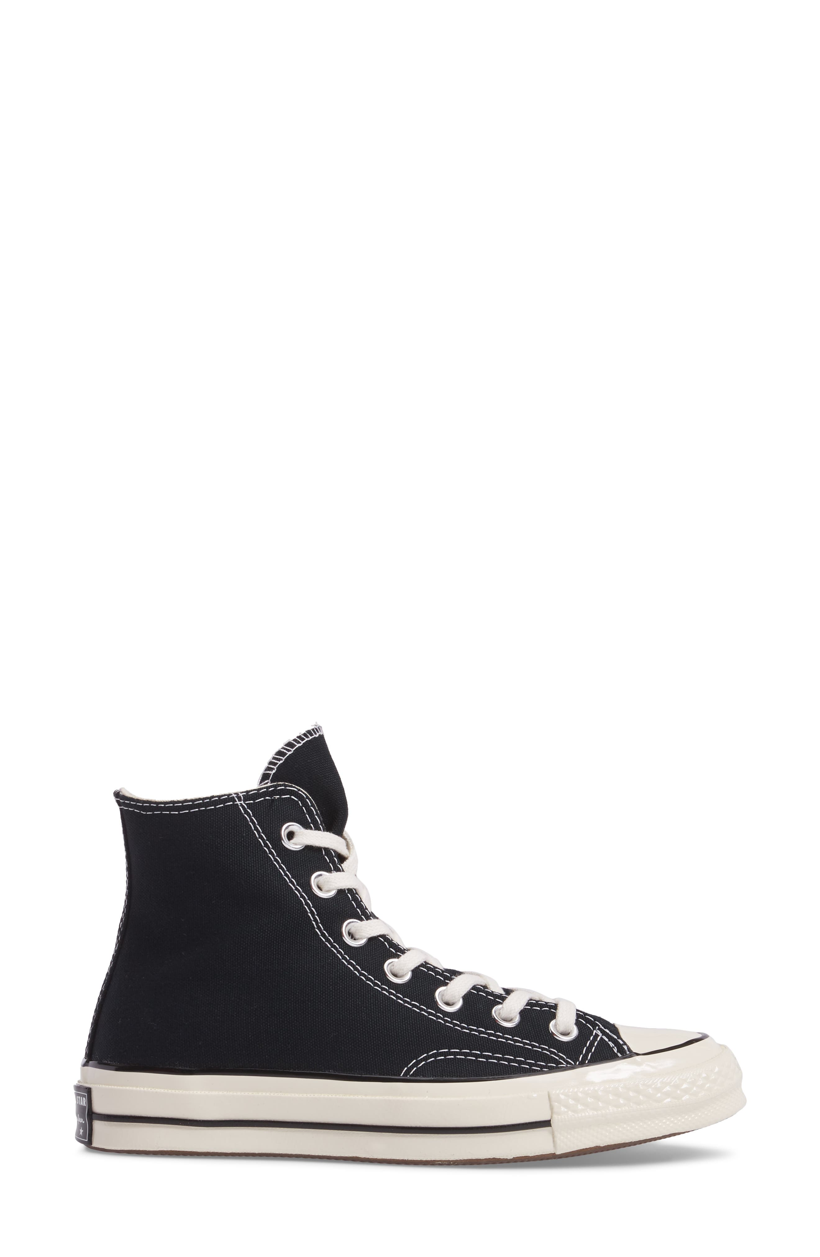 Chuck Taylor<sup>®</sup> All Star<sup>®</sup> '70 High Top Sneaker,                             Alternate thumbnail 3, color,                             001