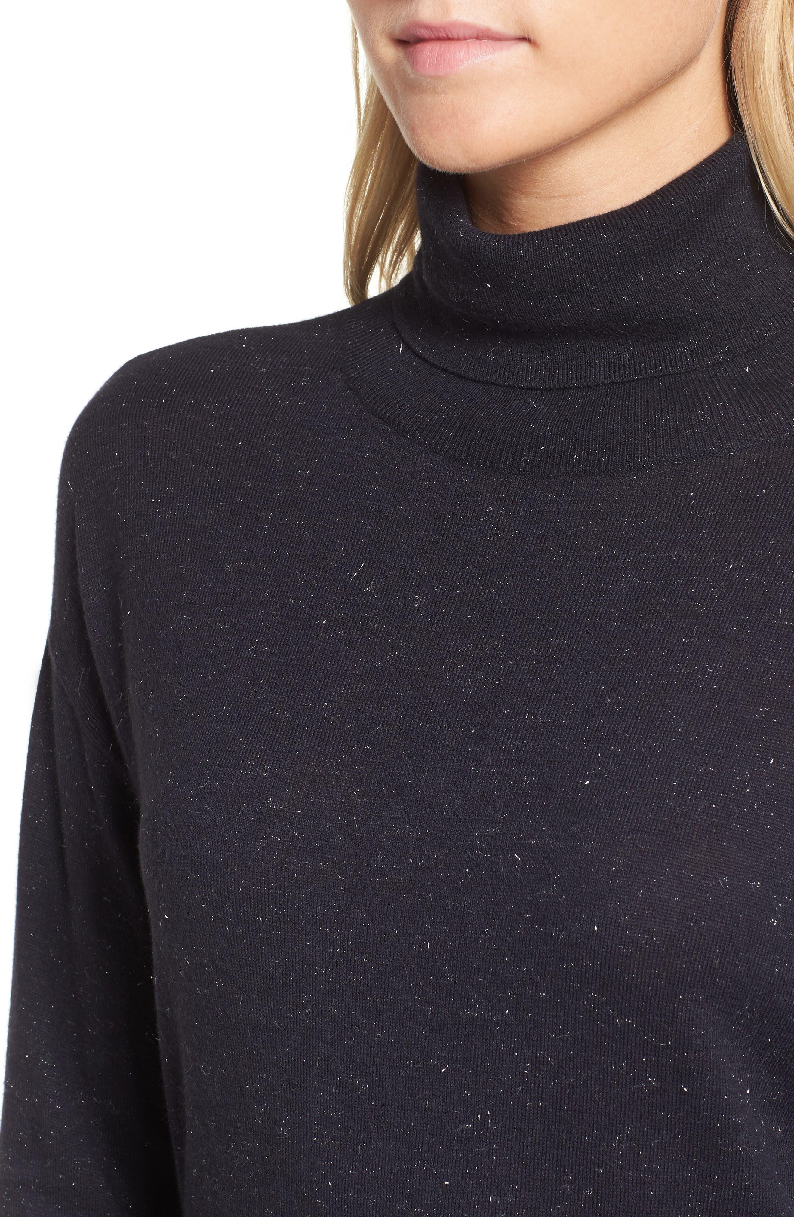Open Back Sweater,                             Alternate thumbnail 4, color,                             410