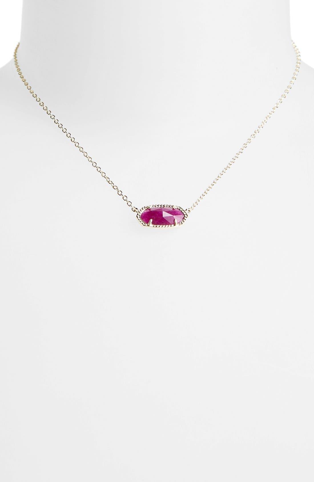 'Elisa' Pendant Necklace,                             Alternate thumbnail 147, color,