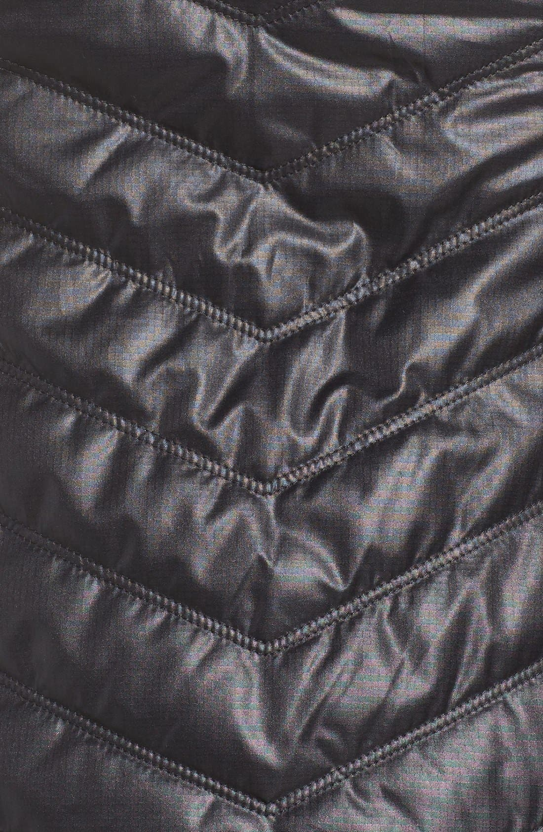Zelfusion Reflective Quilted Jacket,                             Alternate thumbnail 31, color,
