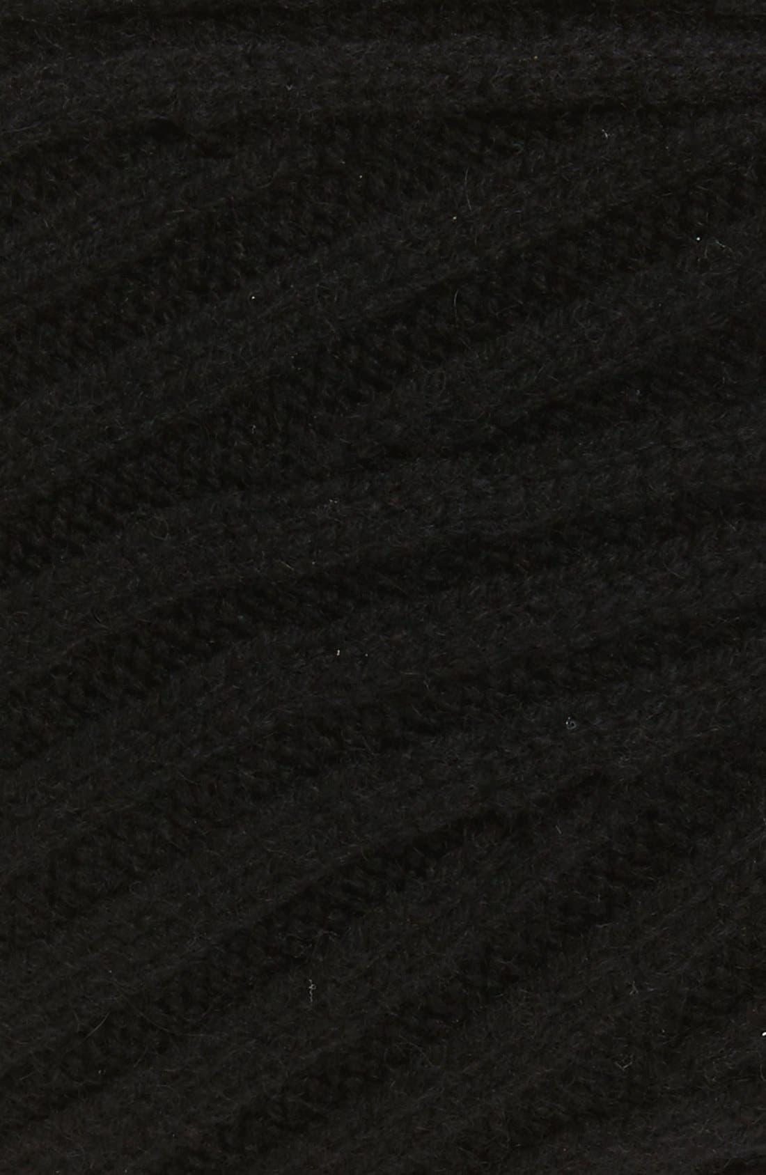 Classic Wool Blend Beanie,                             Alternate thumbnail 5, color,