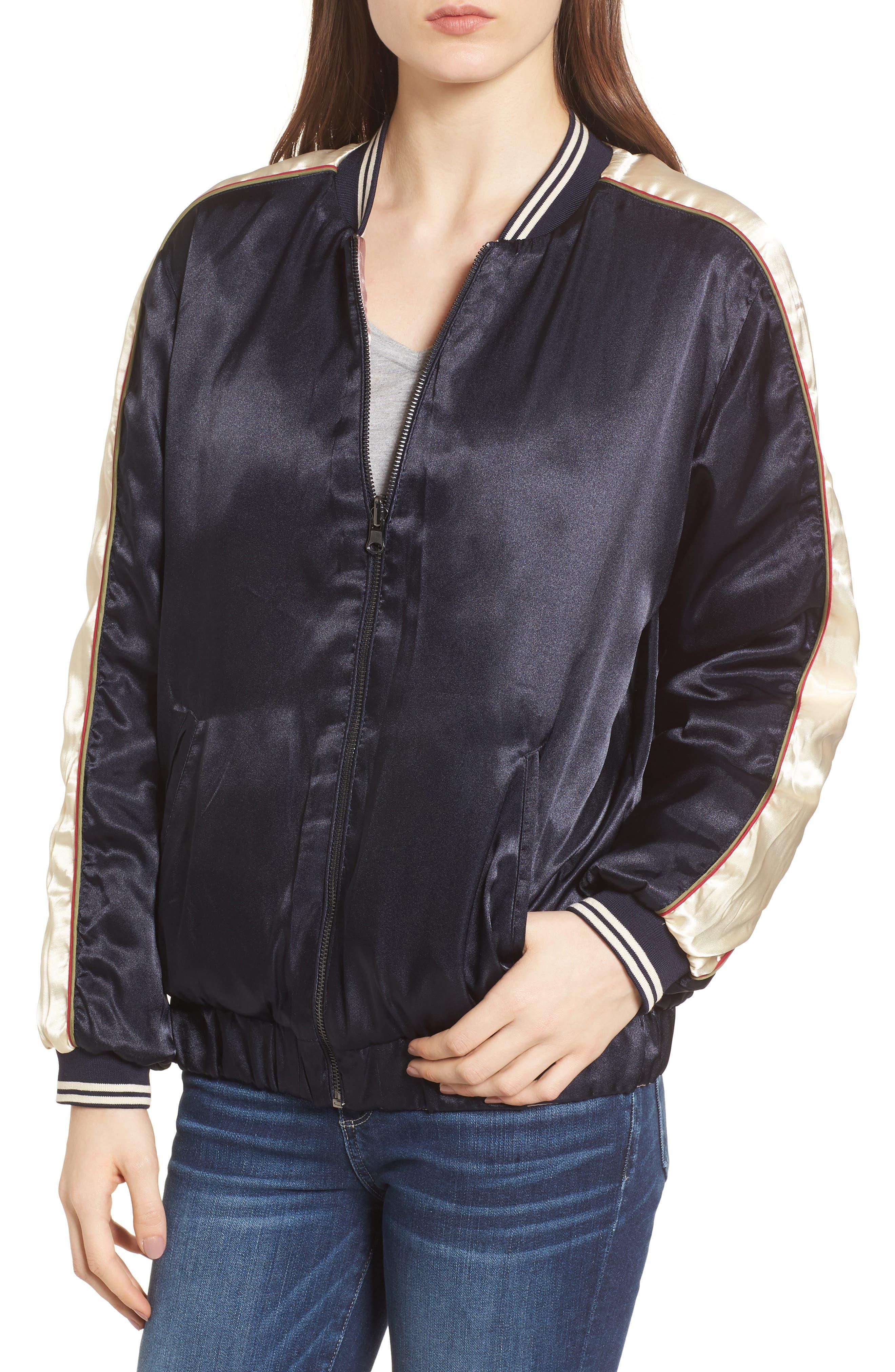 Reversible Varsity Jacket,                             Alternate thumbnail 2, color,                             650