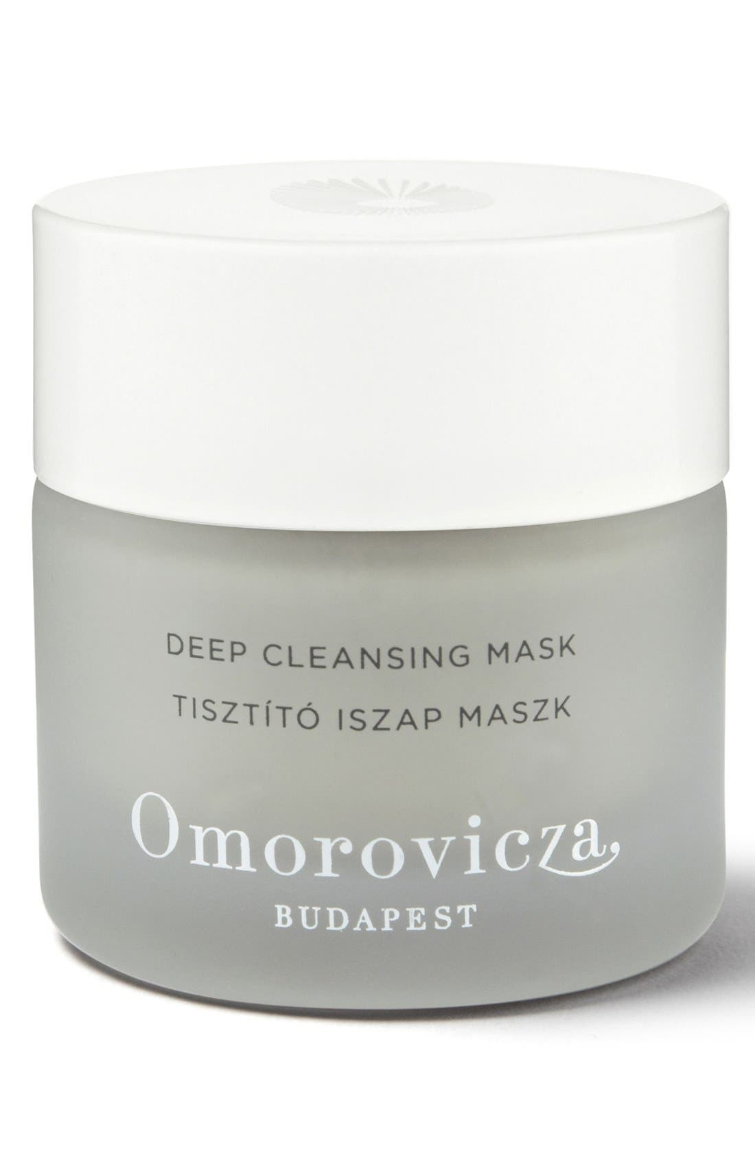 Deep Cleansing Mask,                             Main thumbnail 1, color,                             NO COLOR