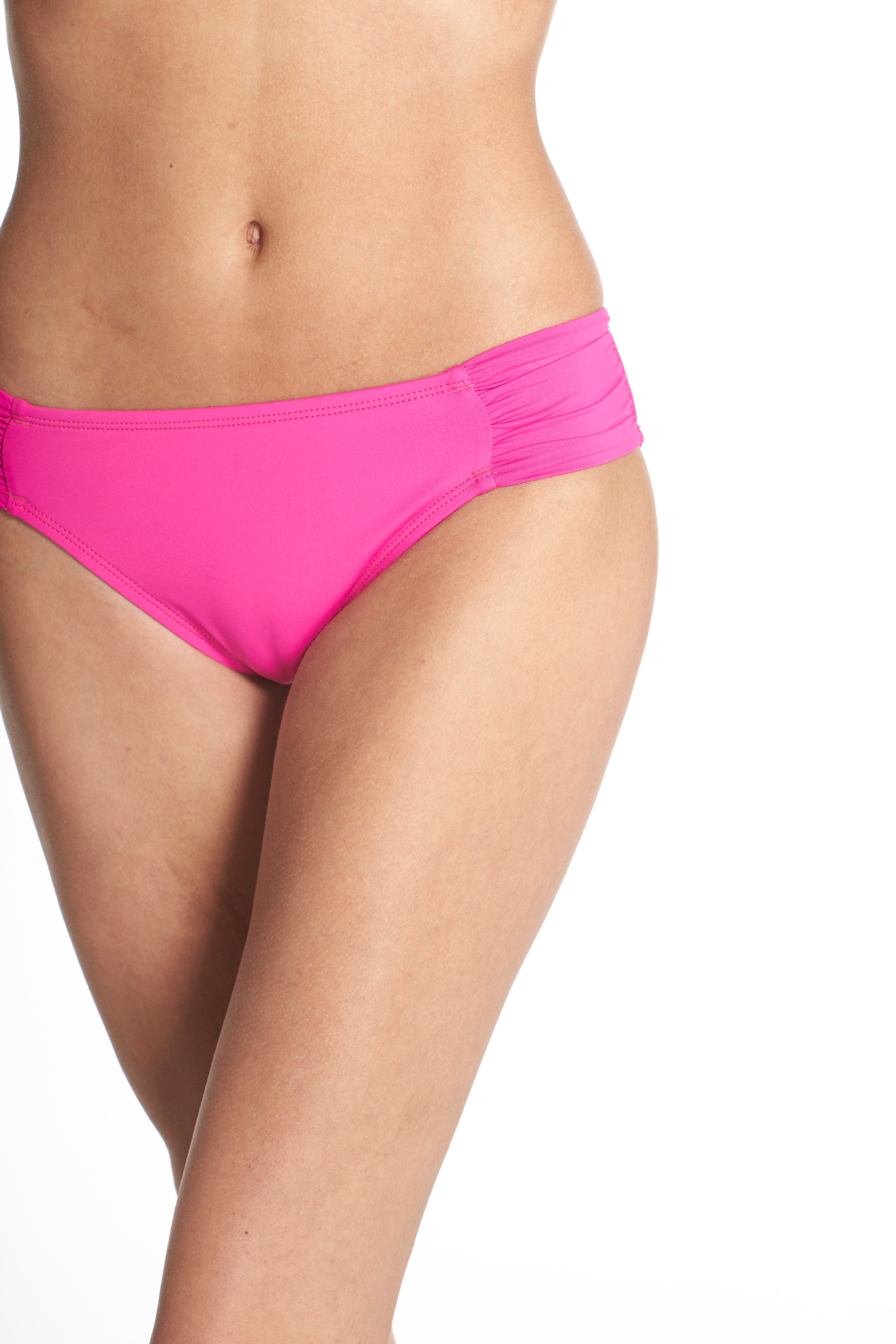 Island Goddess Hipster Bikini Bottoms,                             Alternate thumbnail 36, color,
