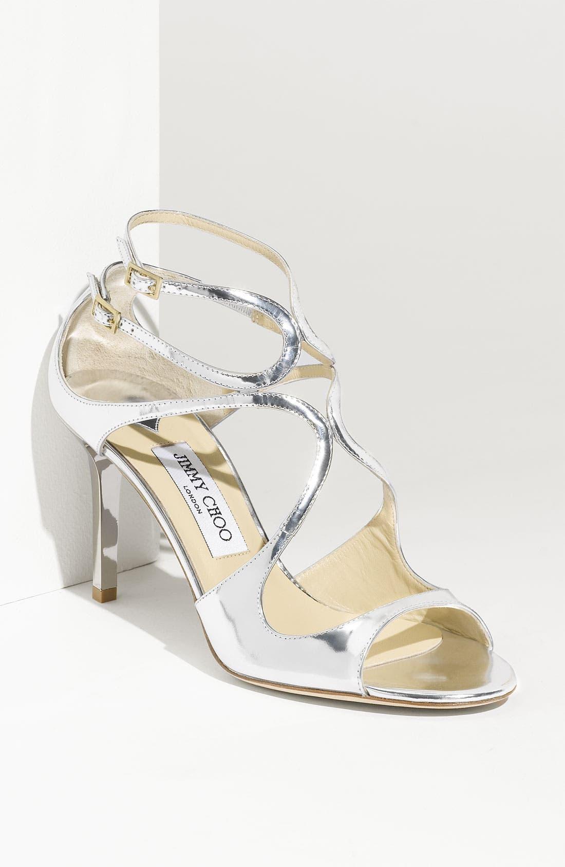 'Ivette' Strap Sandal,                             Main thumbnail 1, color,                             040