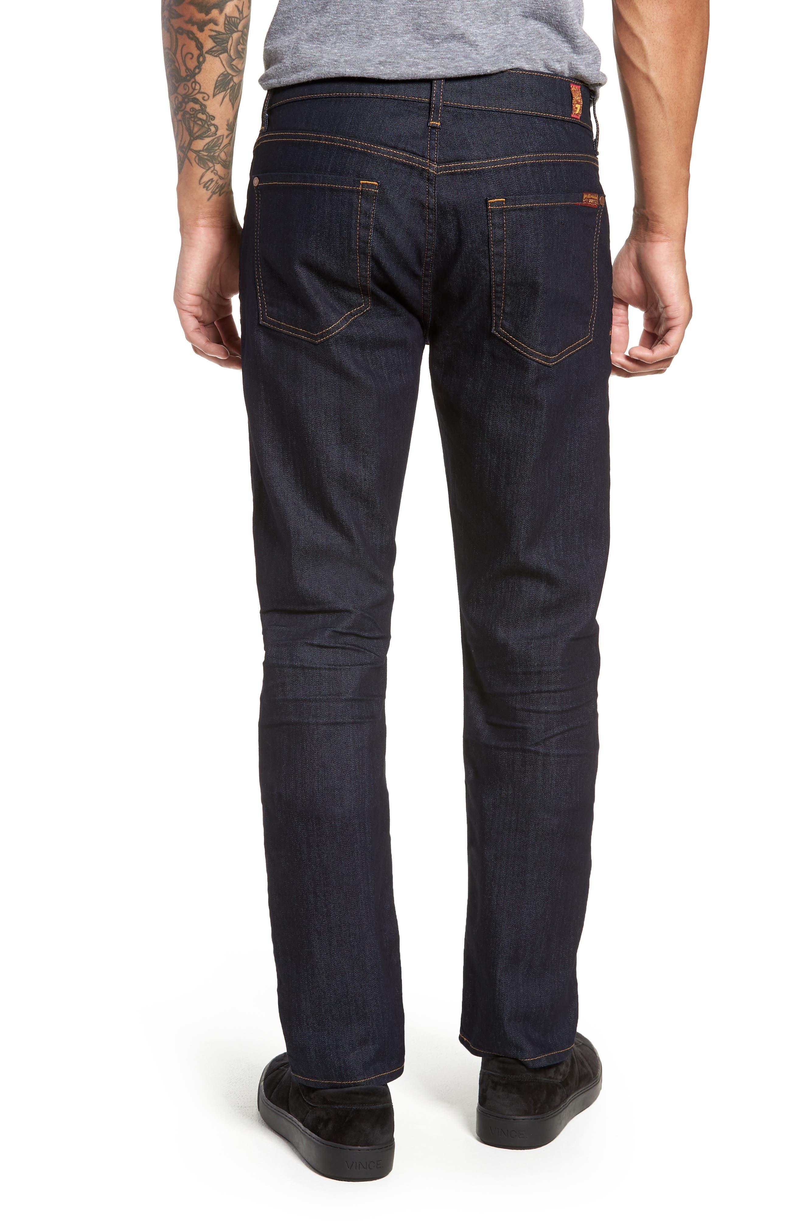 Adrien Slim Fit Jeans,                             Alternate thumbnail 2, color,                             404