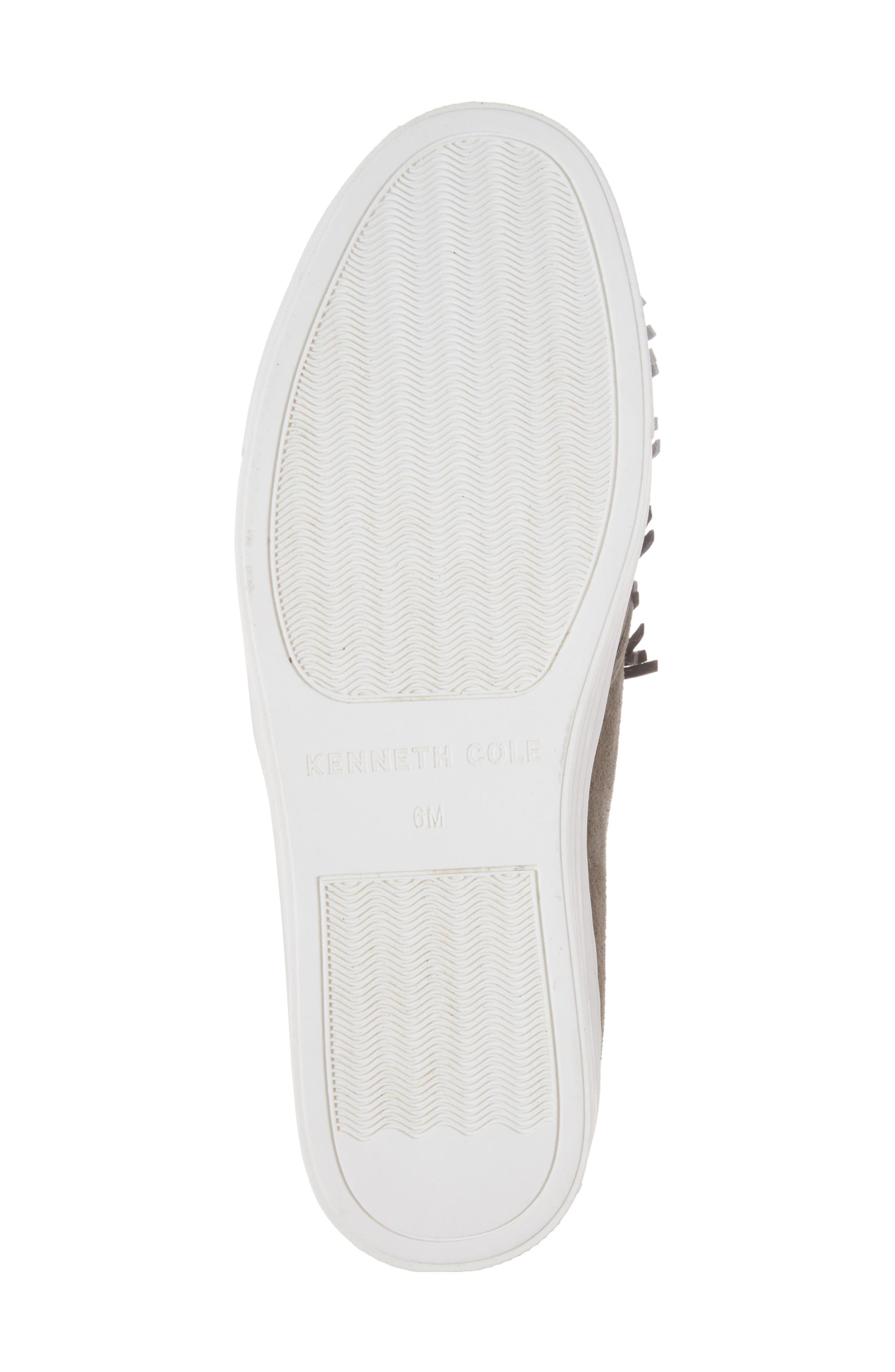 Jayson Pom Platform Sneaker,                             Alternate thumbnail 6, color,                             090