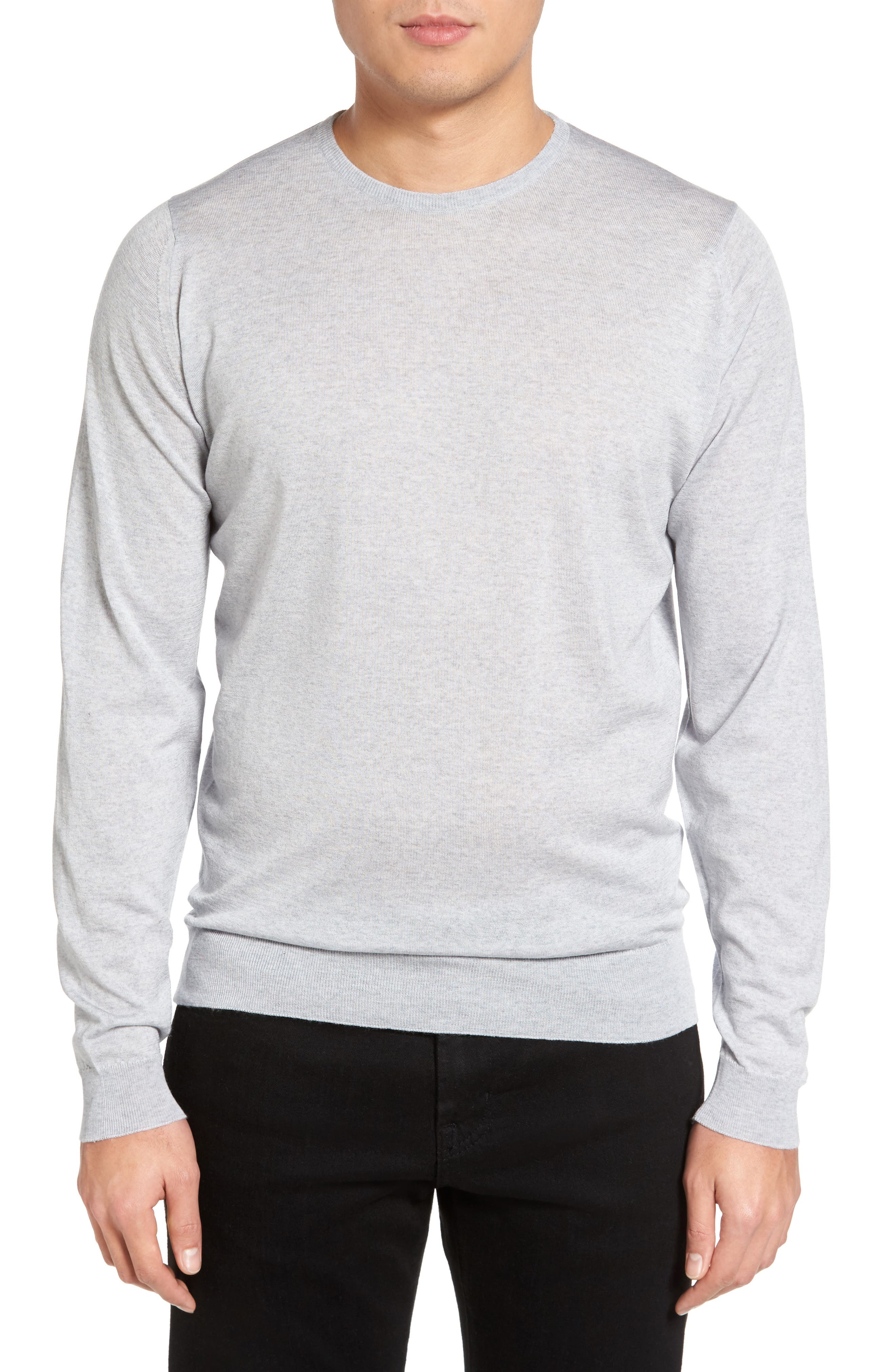 Merino Wool Sweater,                             Main thumbnail 2, color,