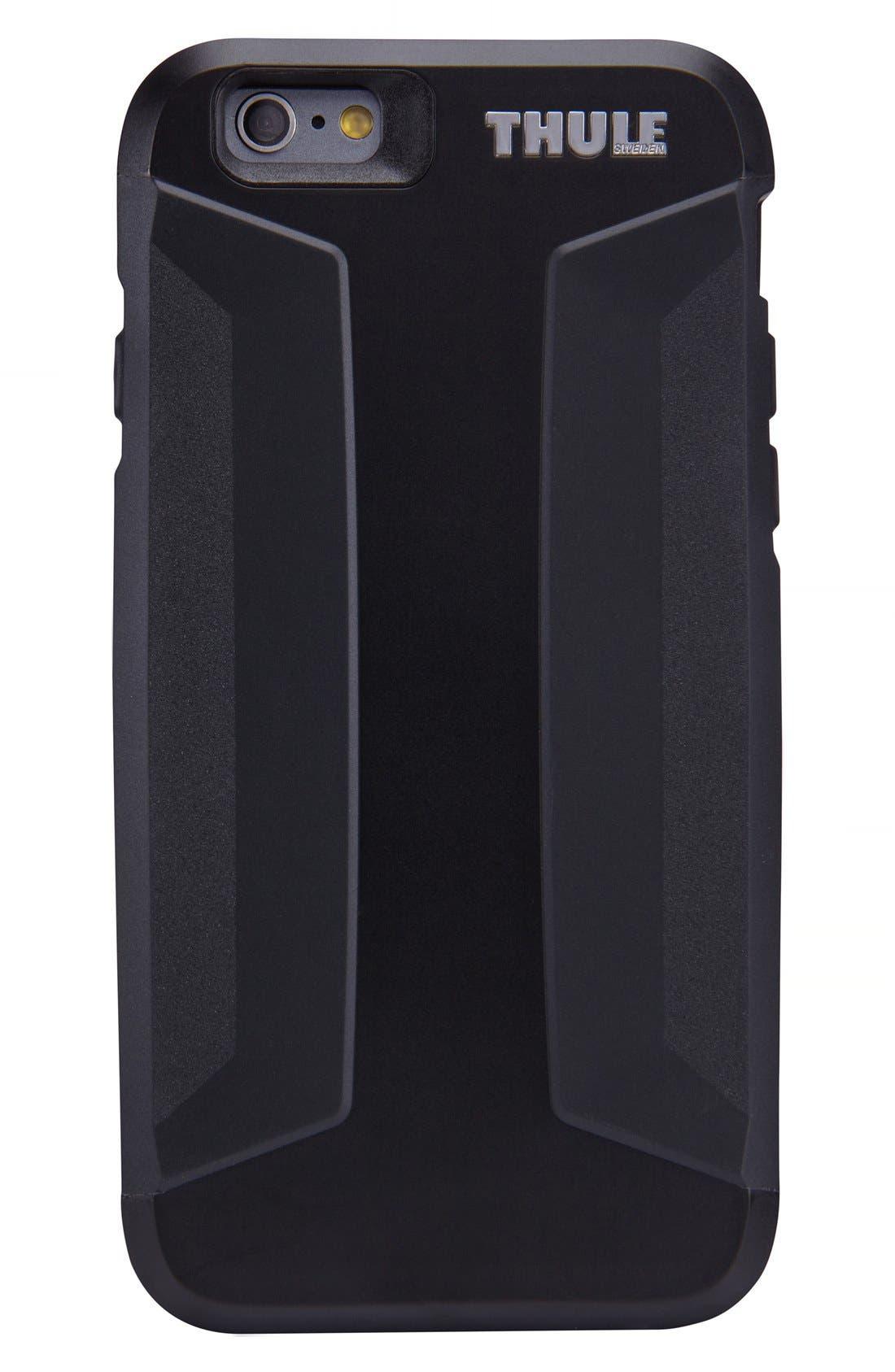 Atmos X3 iPhone 6 Plus/6s Plus Case,                             Alternate thumbnail 3, color,                             BLACK