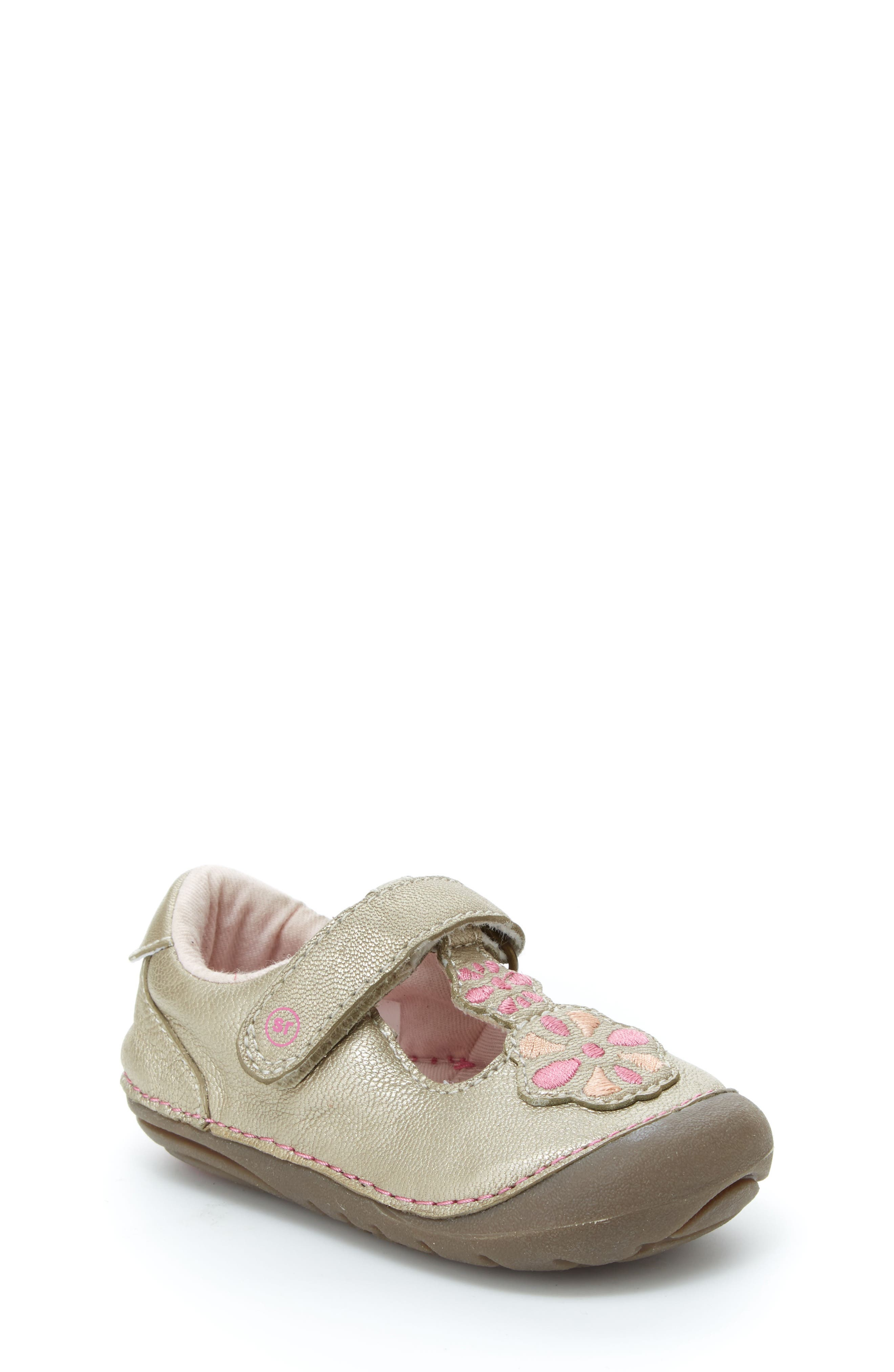 Soft Motion<sup>™</sup> Kelly Sneaker,                             Main thumbnail 1, color,                             CHAMPAGNE