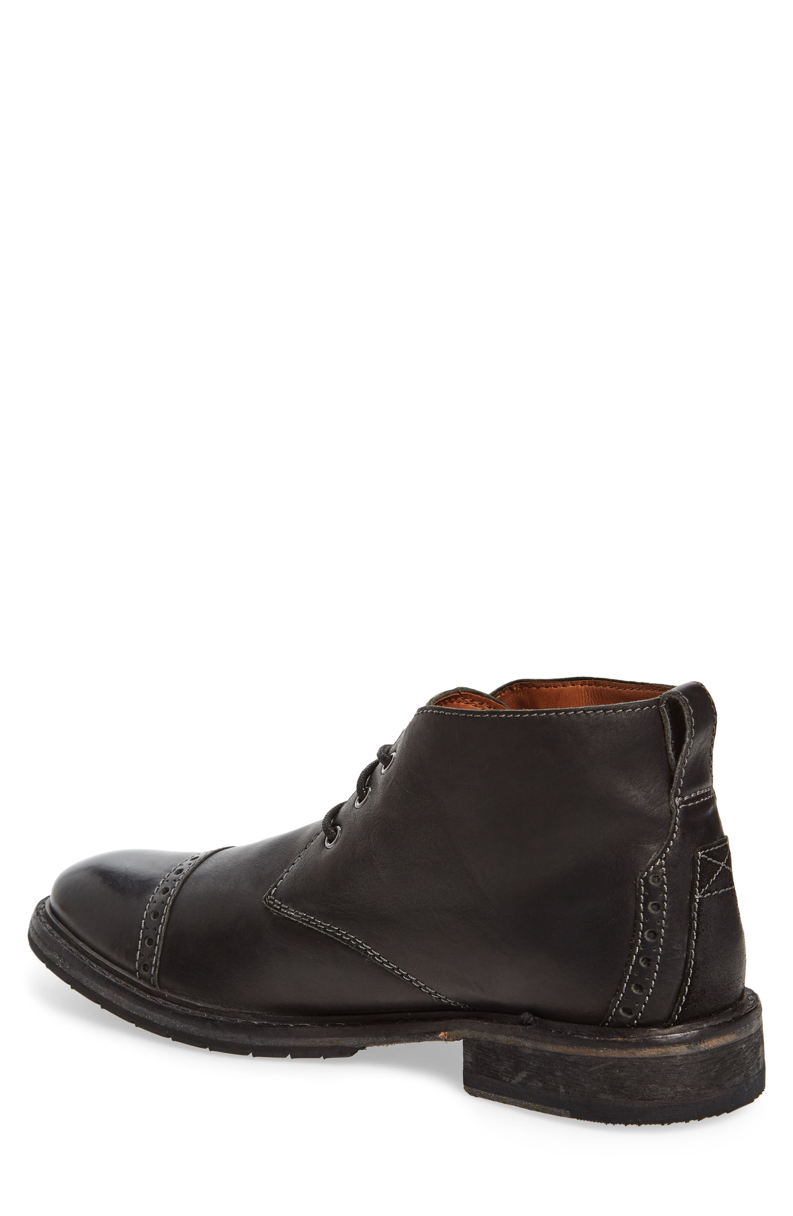 Clarkdale Water Resistant Chukka Boot,                             Alternate thumbnail 2, color,                             003