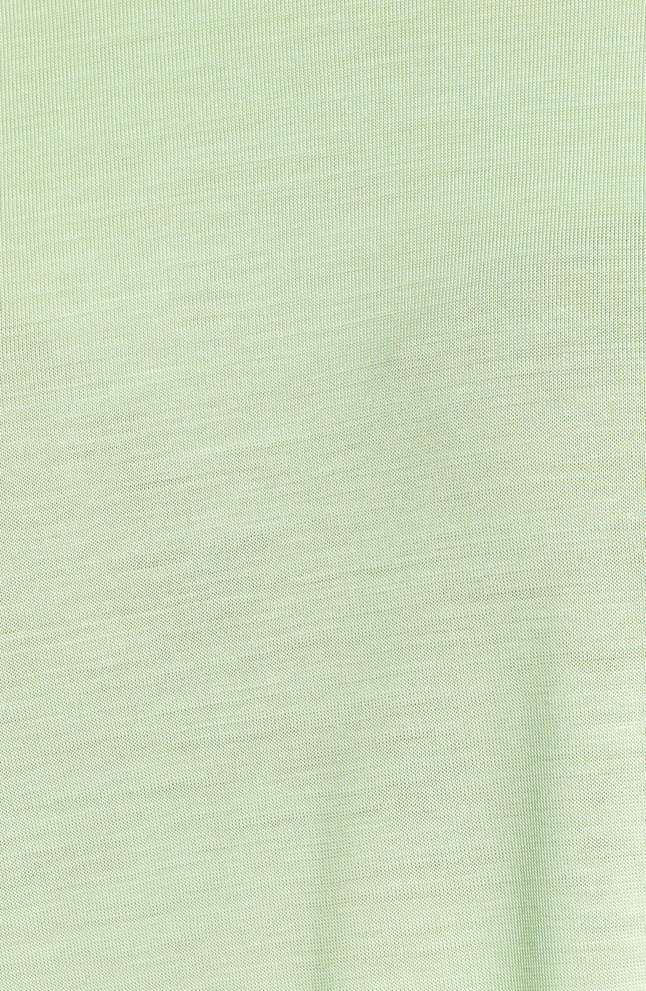 Lyocell Long Sleeve T-Shirt,                             Alternate thumbnail 11, color,