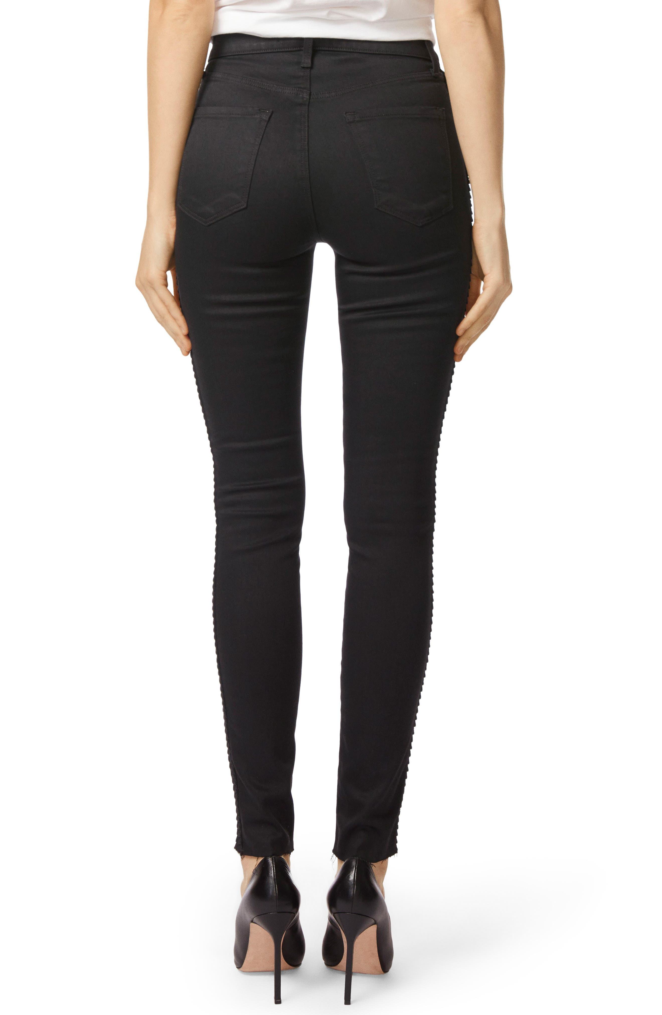 Maria High Waist Skinny Jeans,                             Alternate thumbnail 2, color,                             009