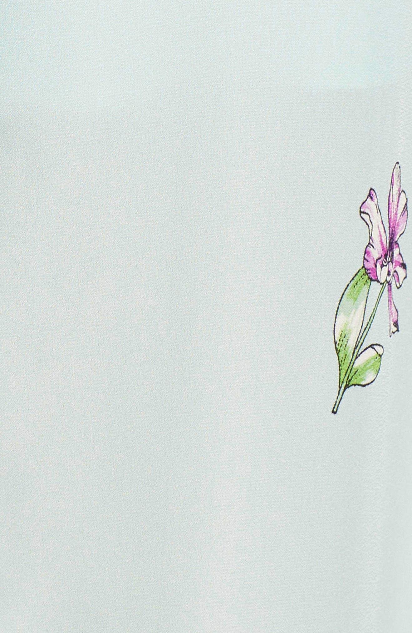Tie Waist Maxi Dress,                             Alternate thumbnail 7, color,                             300
