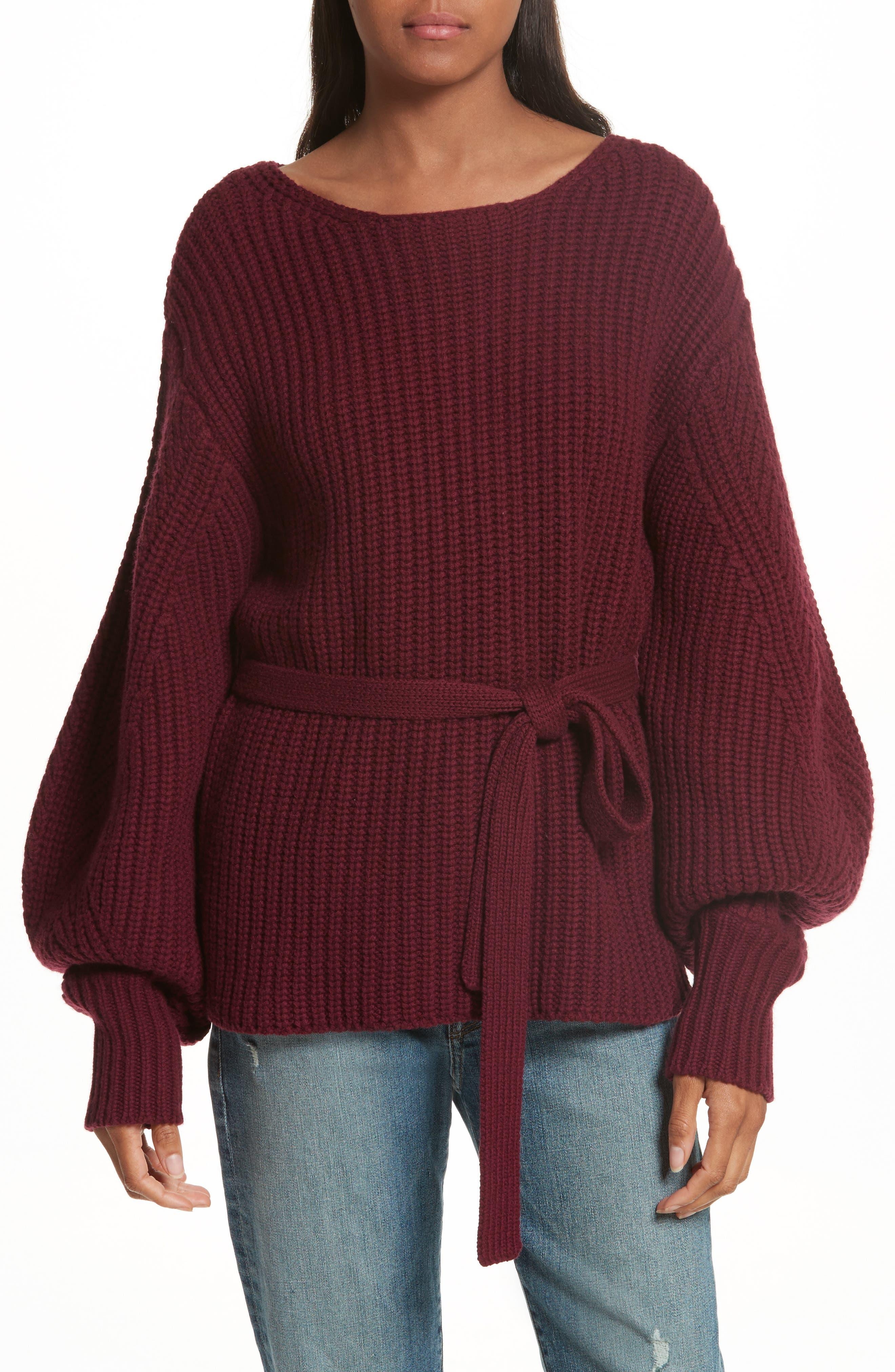 Wool Sweater,                             Main thumbnail 1, color,                             600