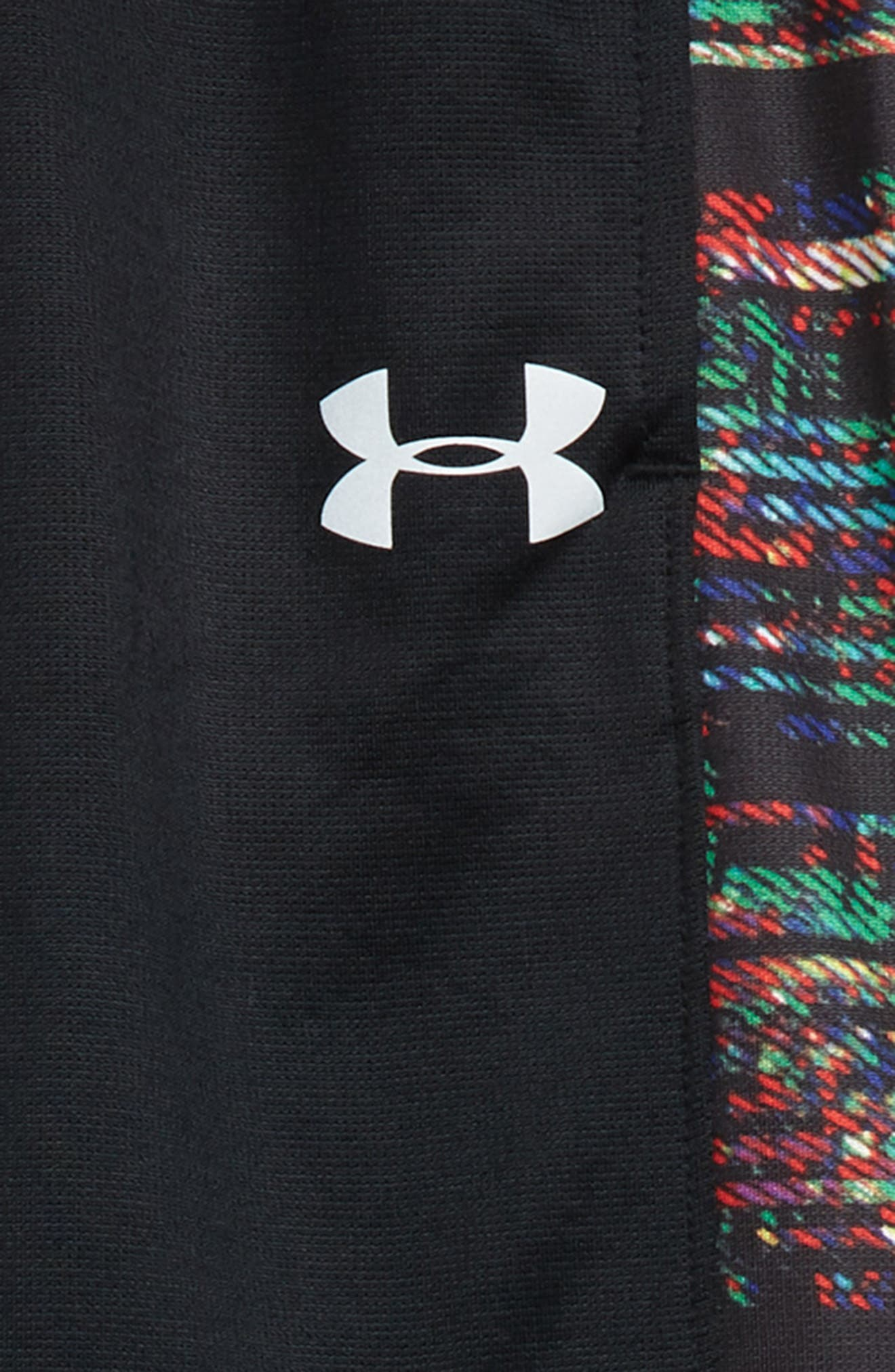 Static Digital Stampede Sweatpants,                             Alternate thumbnail 2, color,                             BLACK