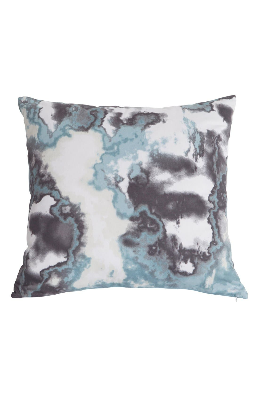 'Kittery' Pillow,                         Main,                         color, STEEL/ GREY