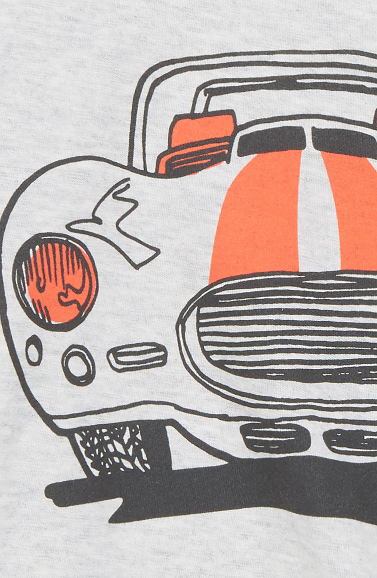 Muscle Car Graphic T-Shirt,                             Alternate thumbnail 2, color,                             021