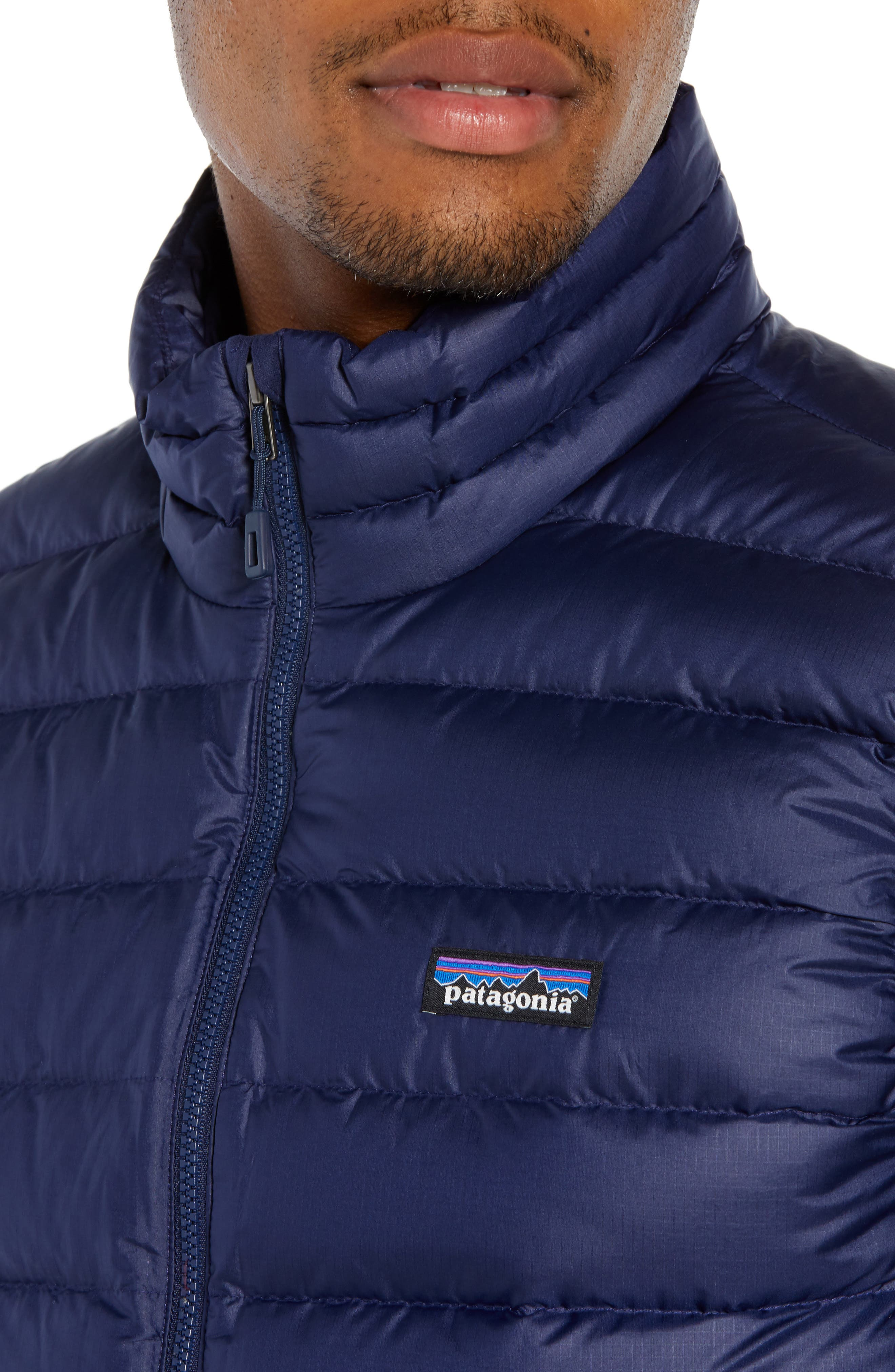 Windproof & Water Resistant 800 Fill Power Down Quilted Vest,                             Alternate thumbnail 31, color,