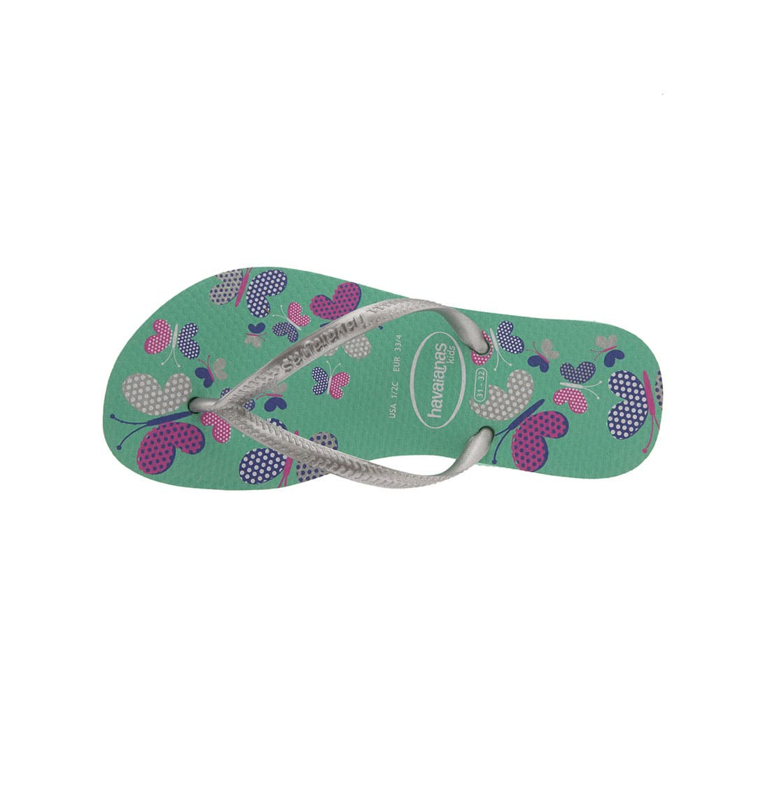 'Slim' Flip Flop,                             Alternate thumbnail 21, color,