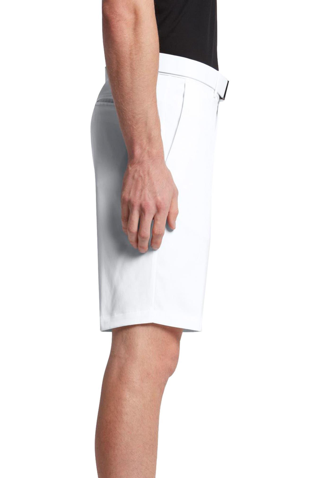 Flat Front Golf Shorts,                             Alternate thumbnail 24, color,