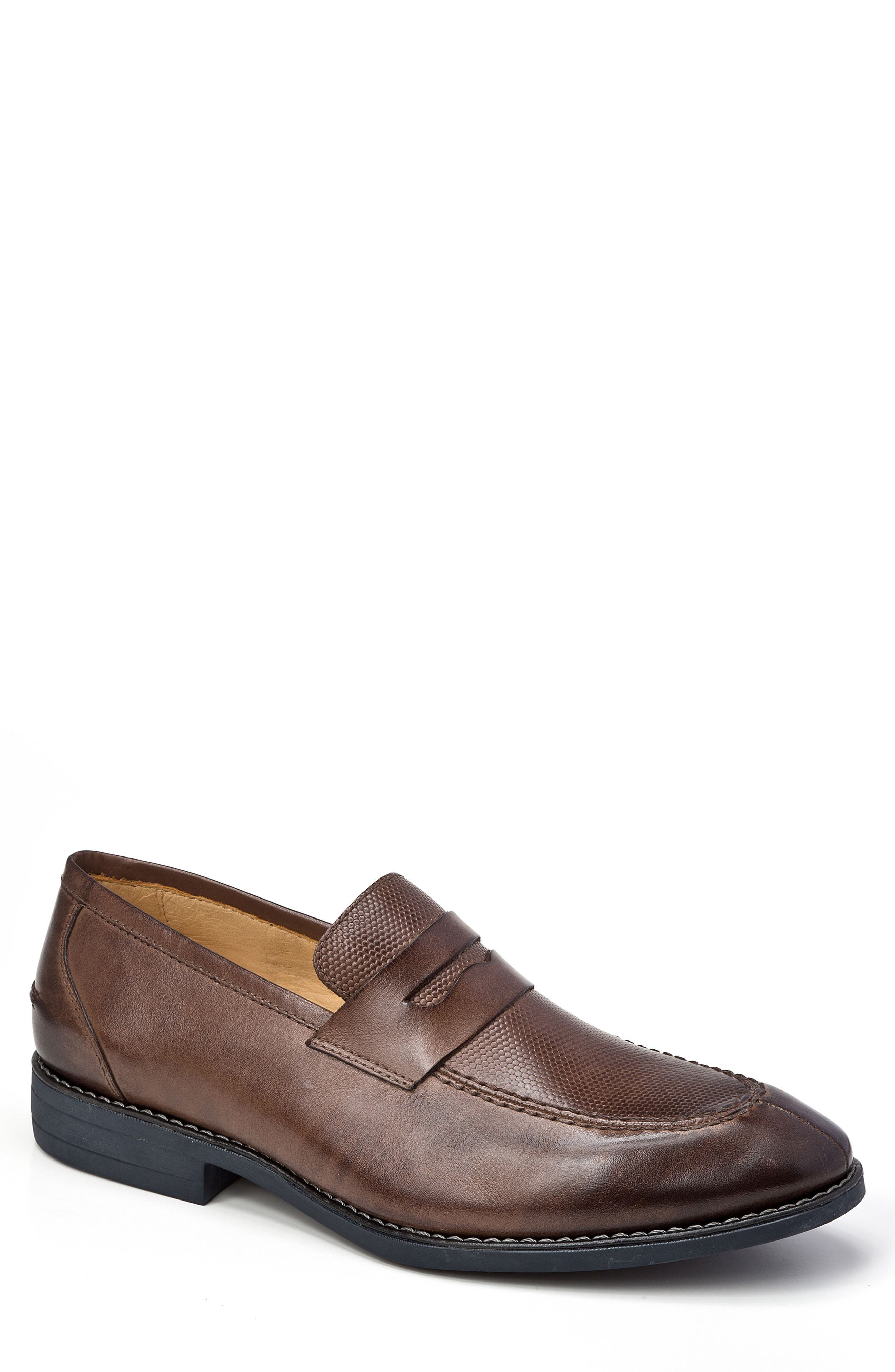Sandro Moscoloni Maestro Penny Loafer - Brown