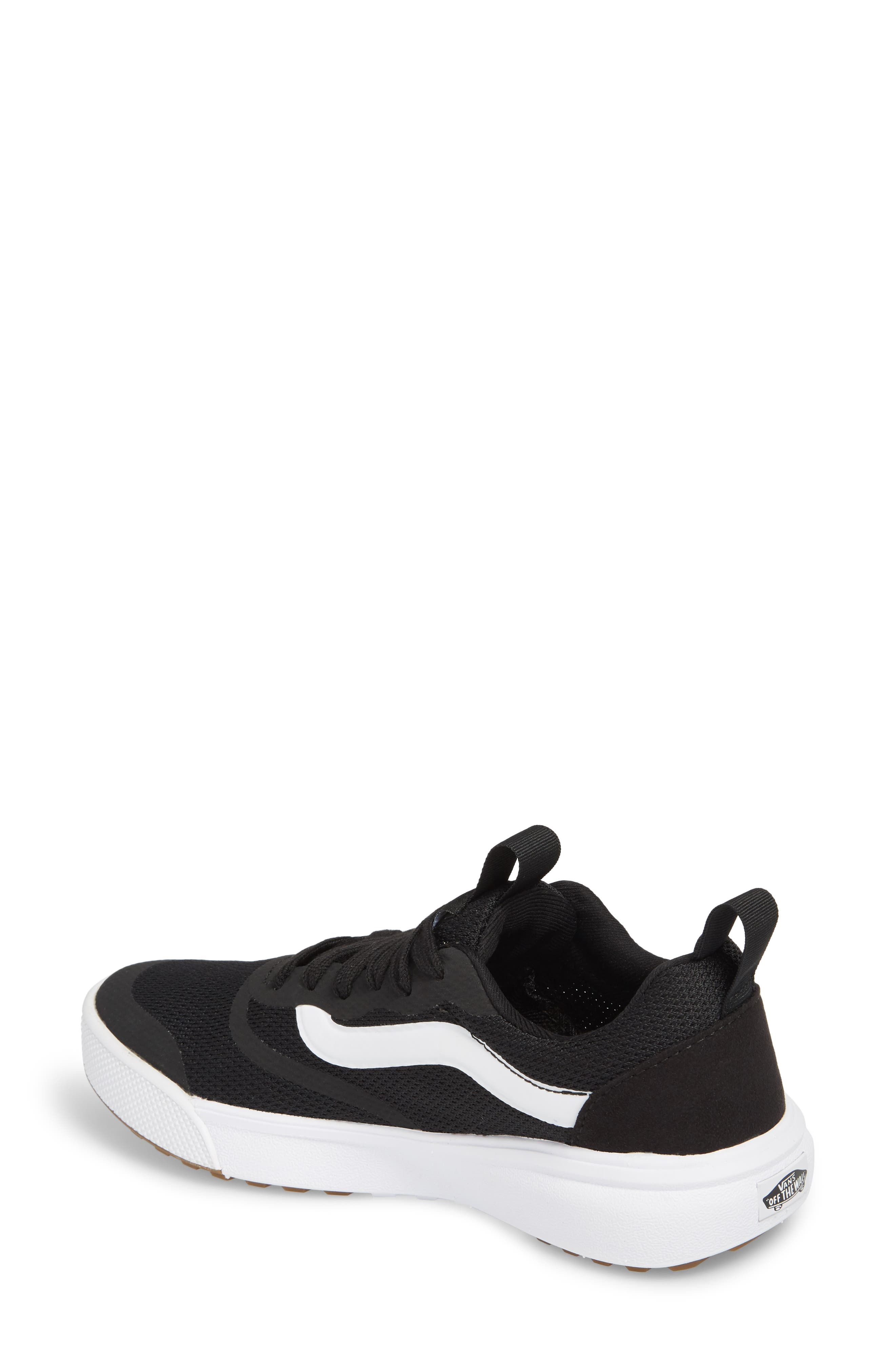 UltraRange Rapidweld Sneaker,                             Alternate thumbnail 2, color,                             BLACK/ BLACK/ WHITE