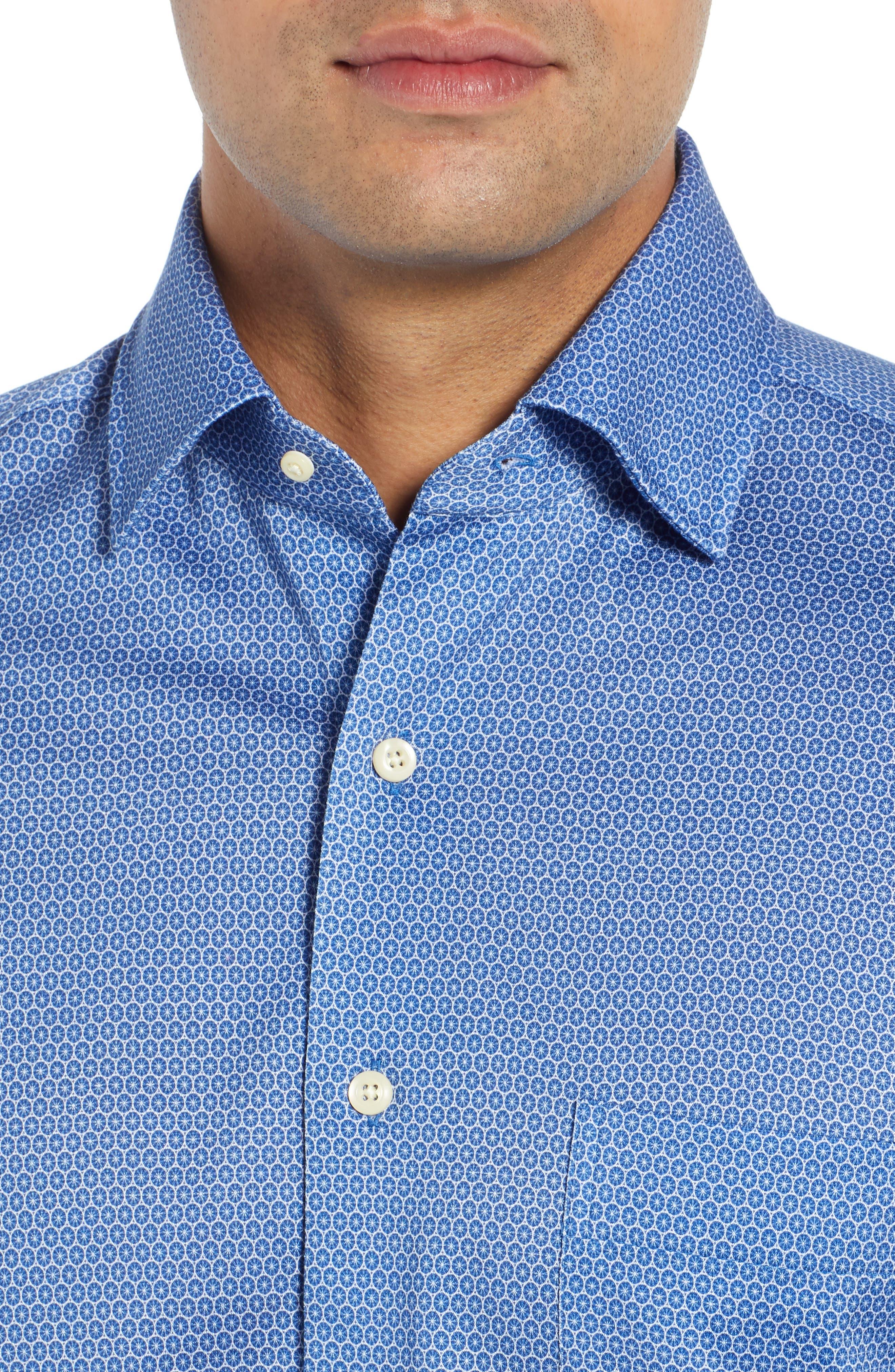 Schwinn Sport Shirt,                             Alternate thumbnail 2, color,                             PLAZA BLUE