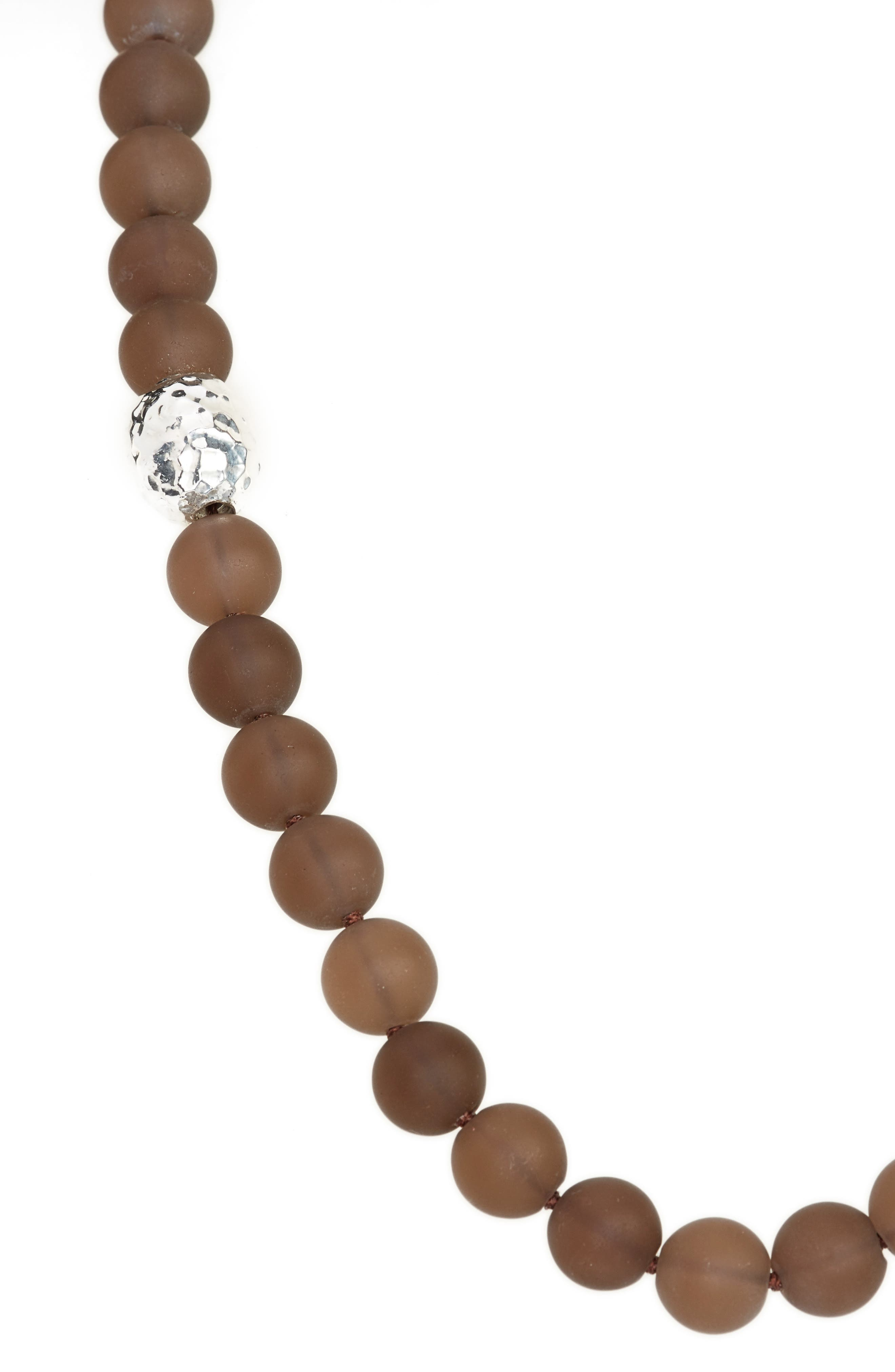 Beaded Necklace,                         Main,                         color, 200