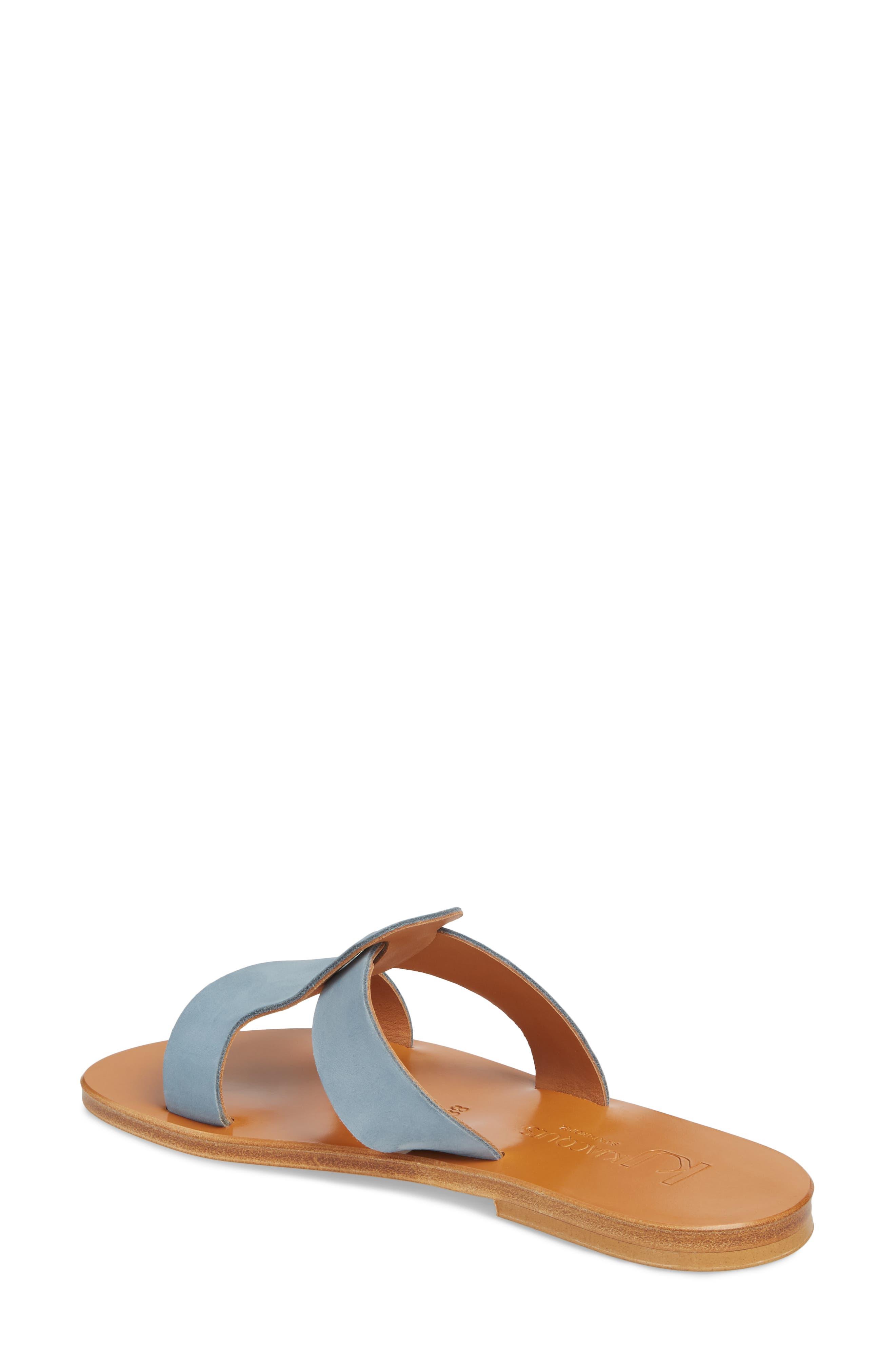 K. Jacques St. Tropez Slide Sandal,                             Alternate thumbnail 2, color,                             021