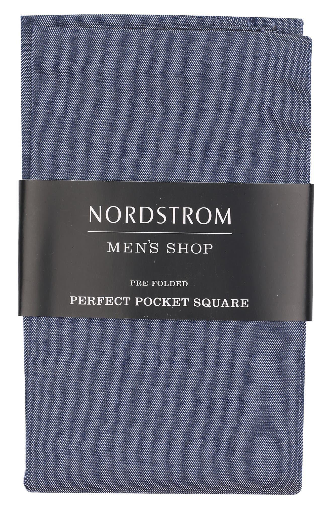 The Perfect Pre-Folded Pocket Square,                             Main thumbnail 5, color,