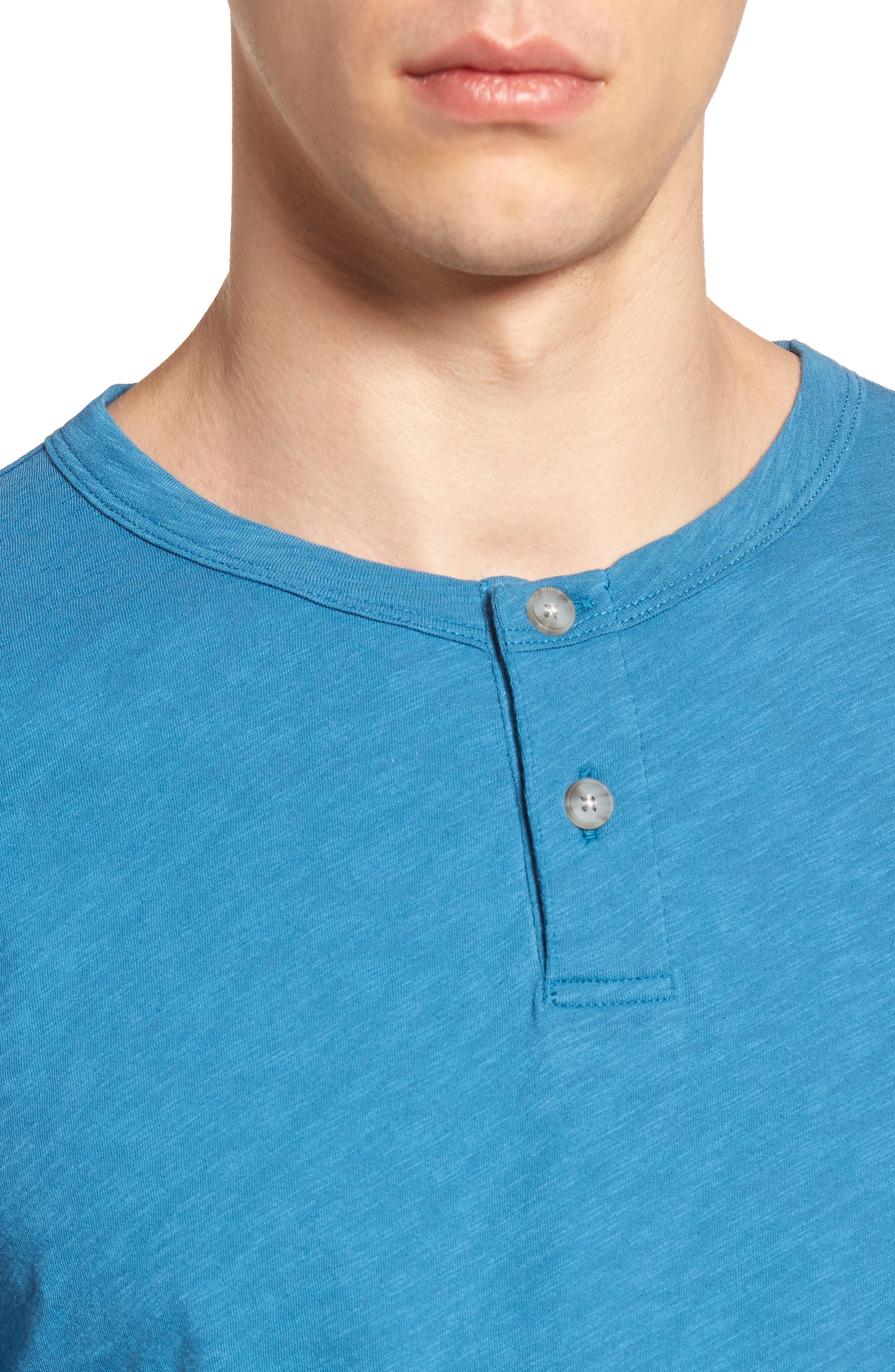 Gaskell Henley T-Shirt,                             Alternate thumbnail 28, color,