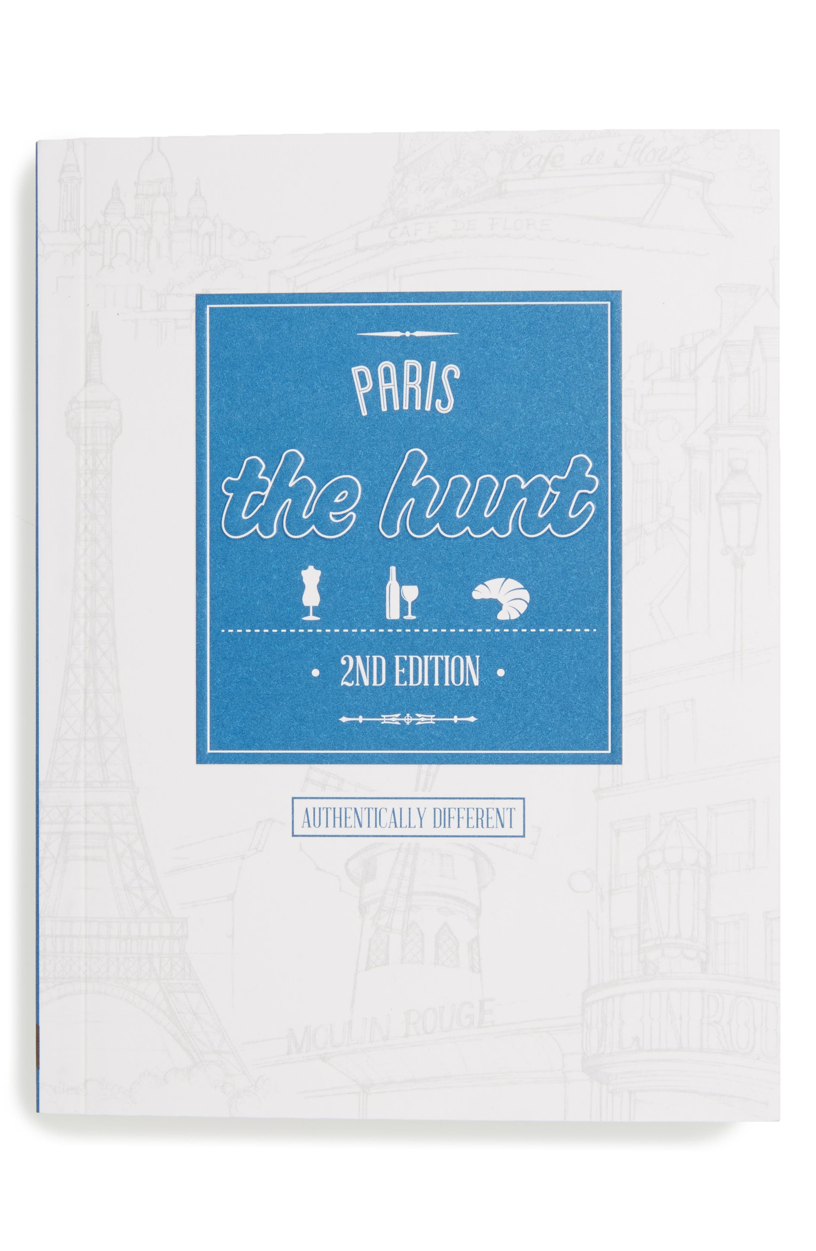 The Hunt City Guide Book,                         Main,                         color,