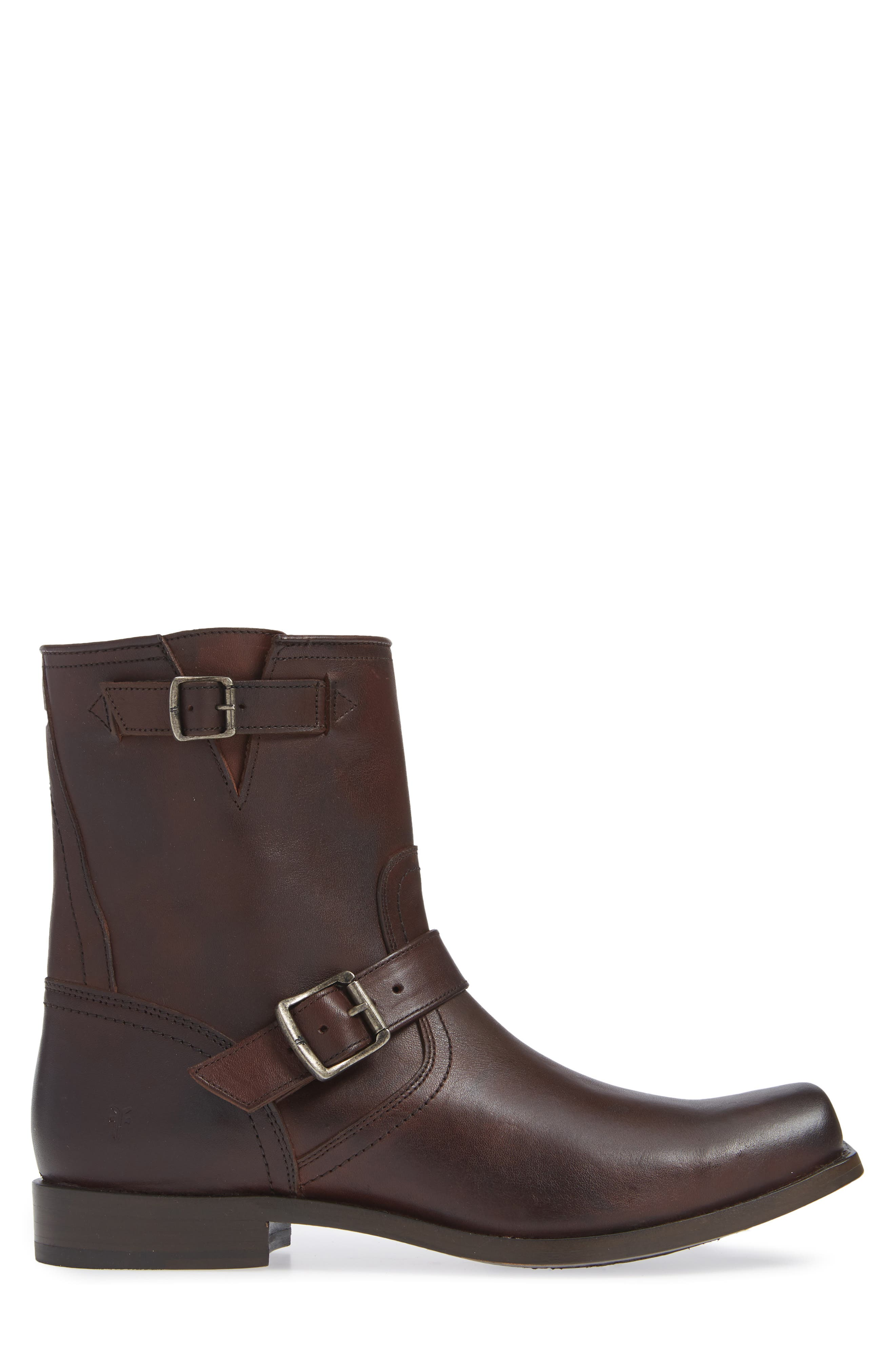 Smith Engineer Boot,                             Alternate thumbnail 3, color,                             BROWN