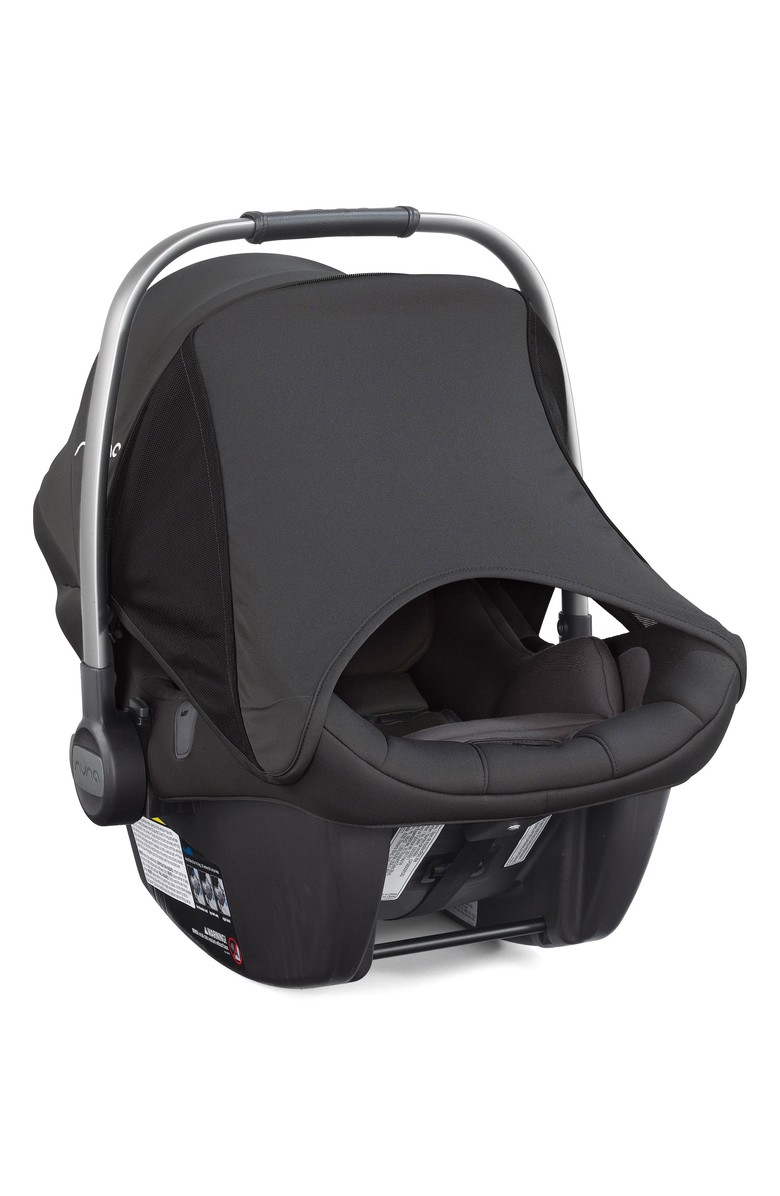 2017 PIPA<sup>™</sup> Lite LX Infant Car Seat & Base,                             Alternate thumbnail 7, color,                             STONE